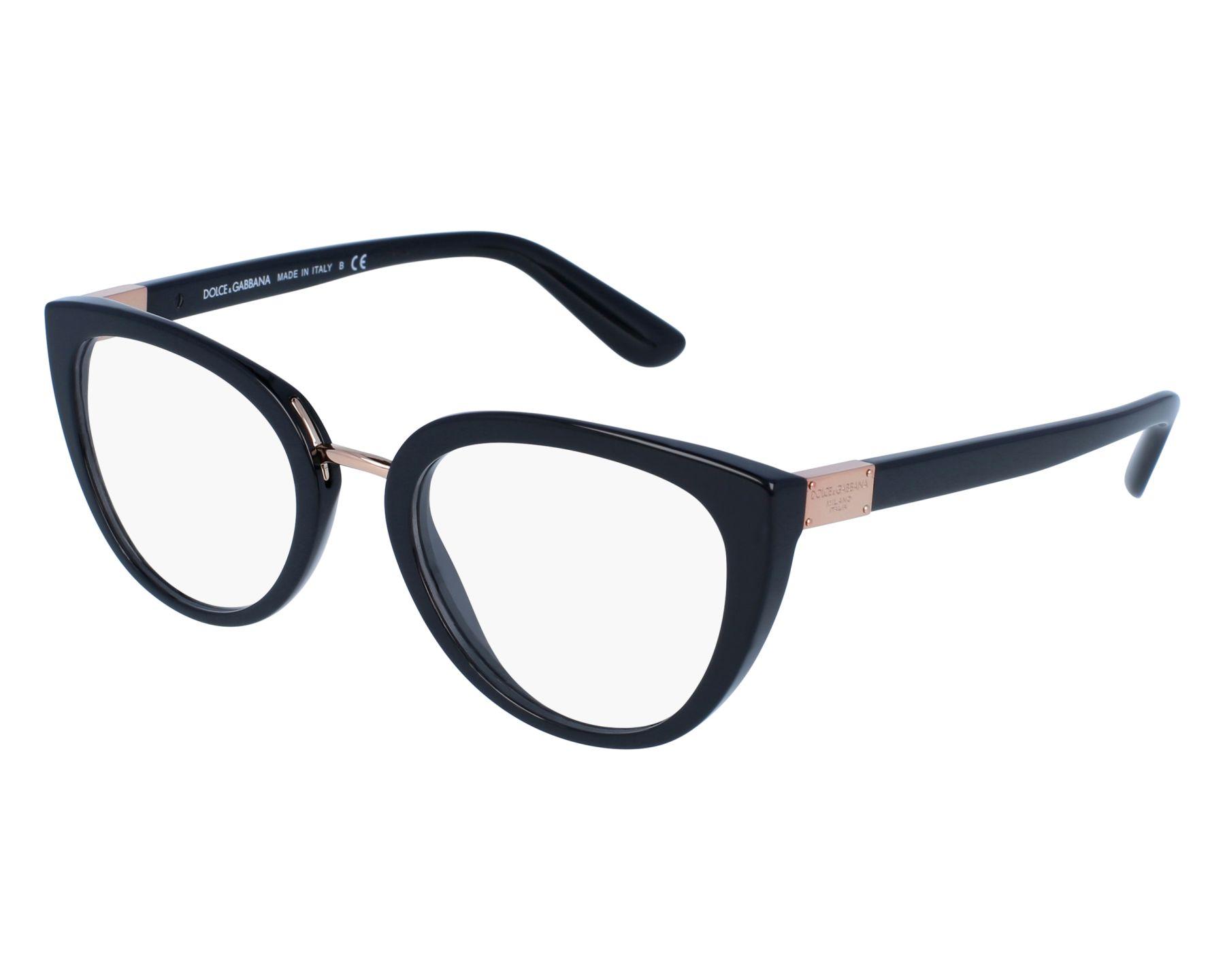 Dolce Gabbana Prescription Glasses