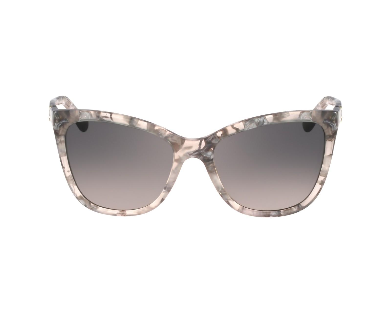 lunettes de soleil dolce gabbana dg 4193 m 2913t3 marbre avec des verres gris pour femmes. Black Bedroom Furniture Sets. Home Design Ideas