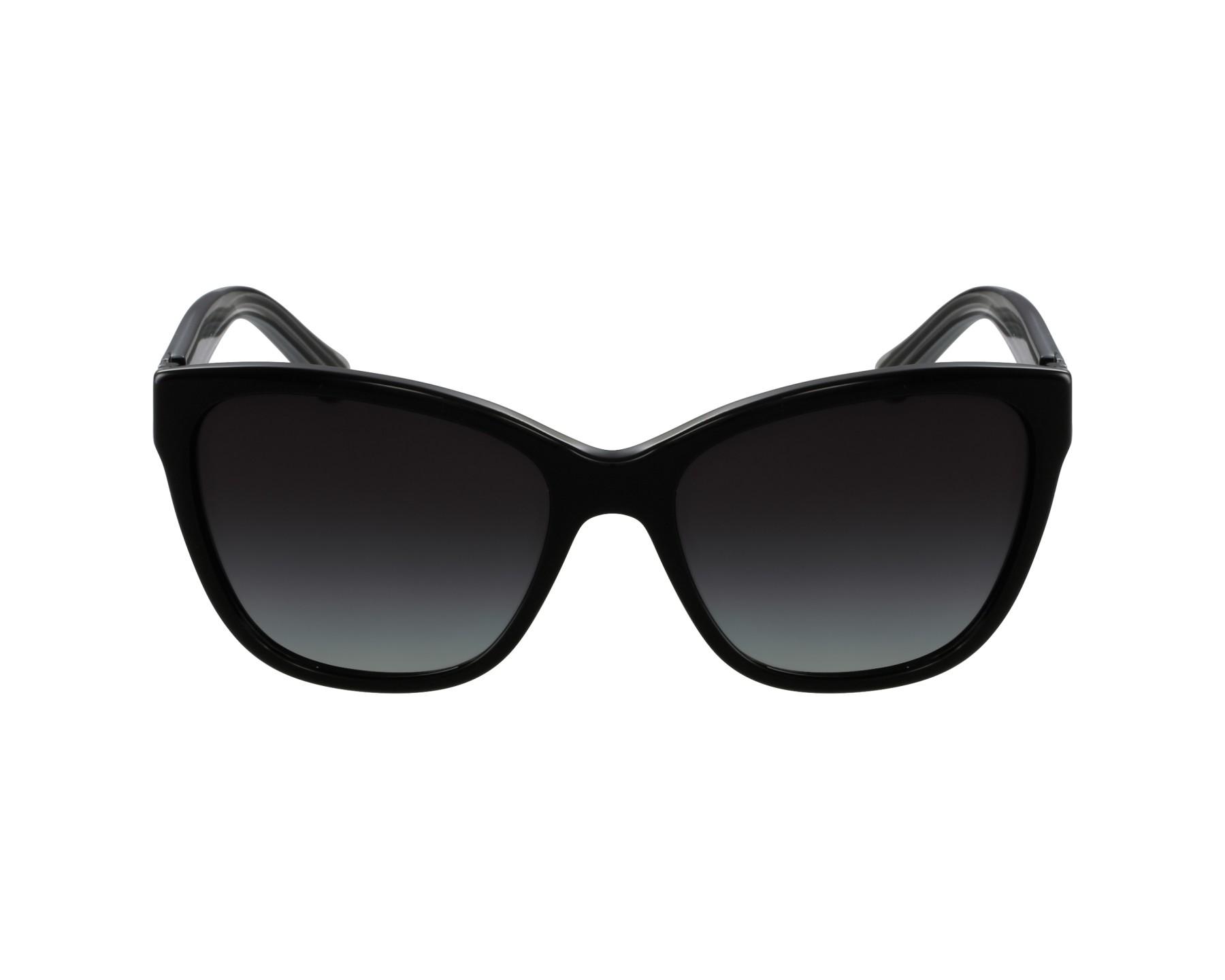 lunettes de soleil emporio armani ea 4068 5017 8g noir avec des verres gris. Black Bedroom Furniture Sets. Home Design Ideas
