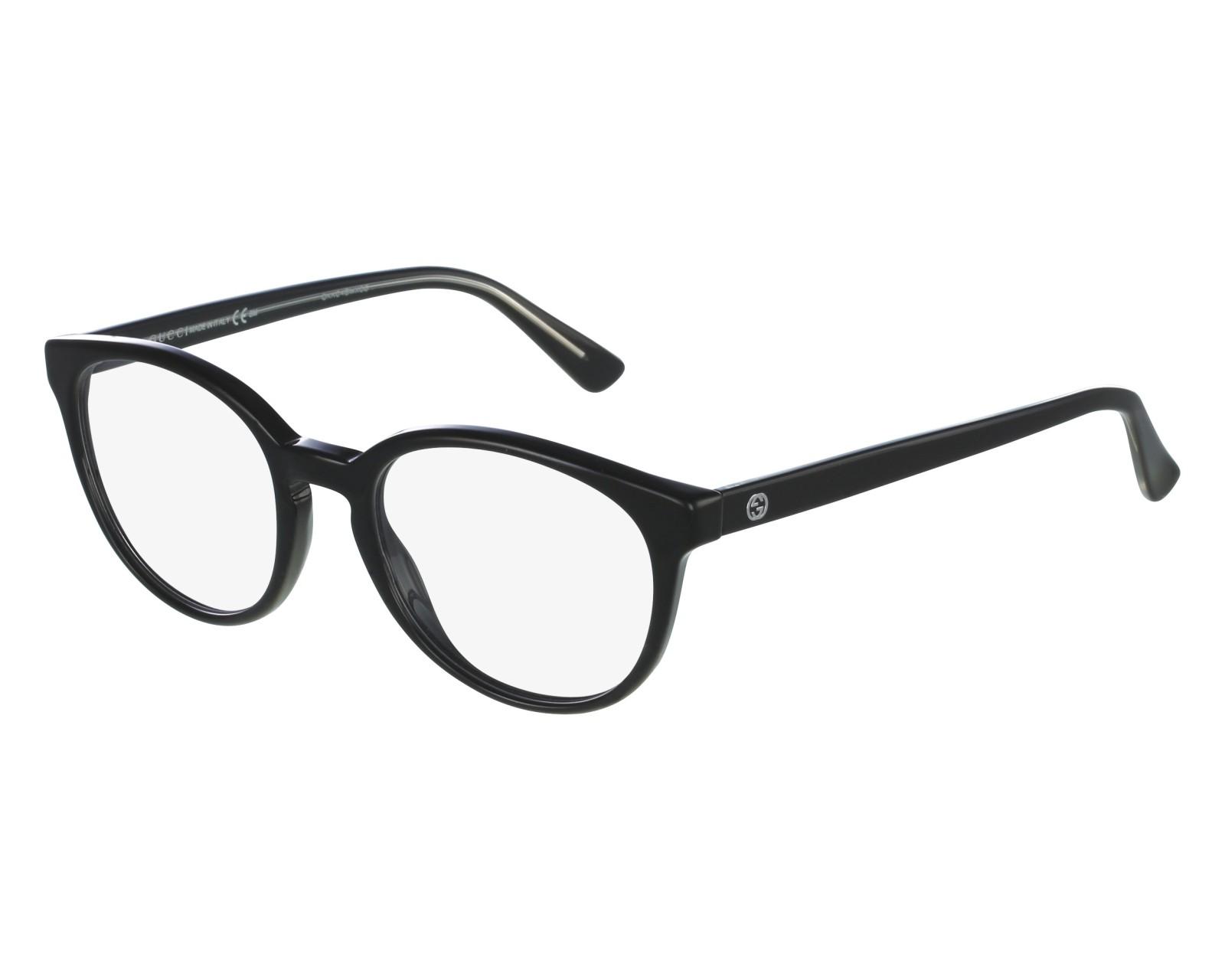 achat lunettes de vue gucci gg 3753 y6c visionet. Black Bedroom Furniture Sets. Home Design Ideas
