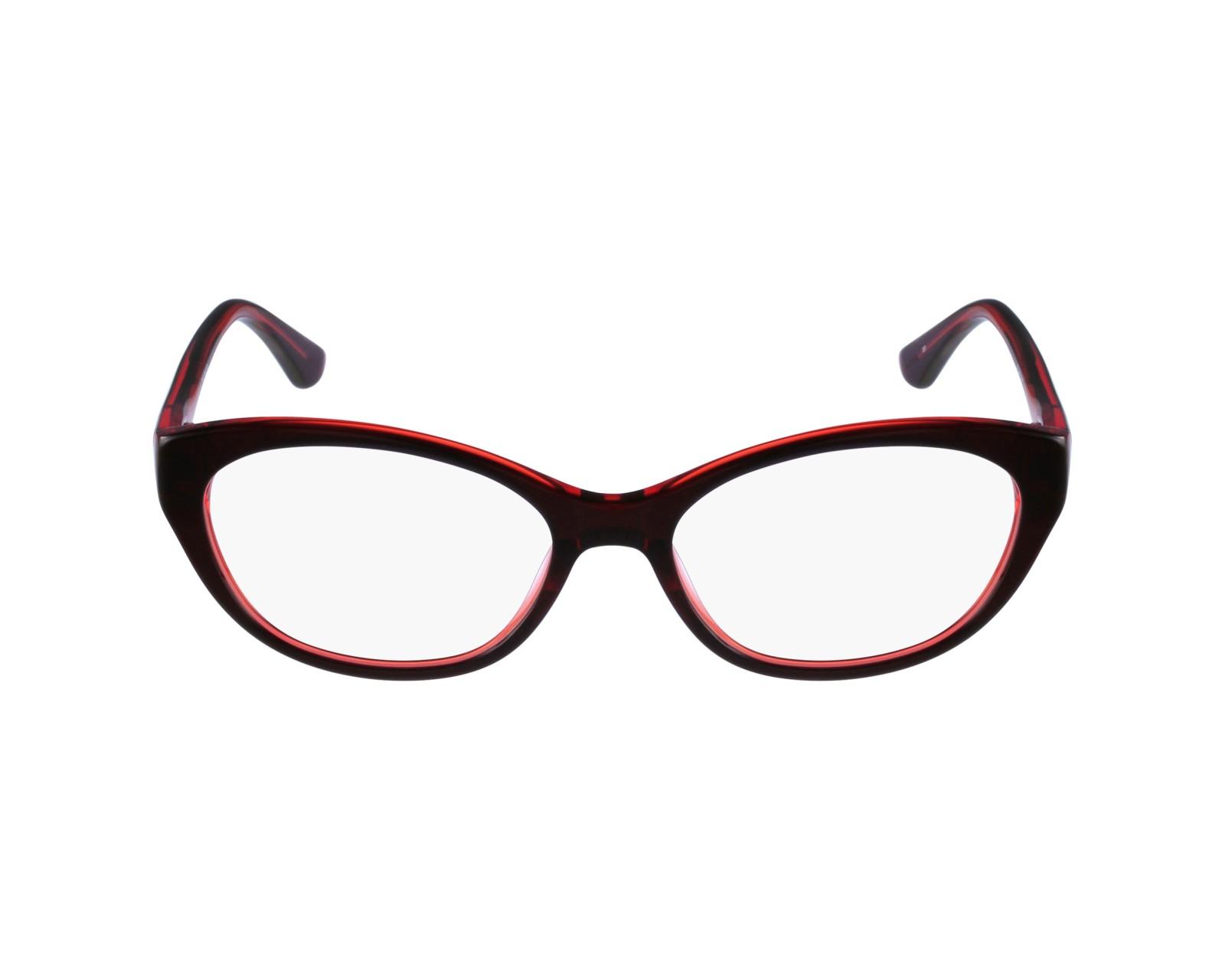 lunettes de vue guess gu 2468 burd 52 visionet. Black Bedroom Furniture Sets. Home Design Ideas