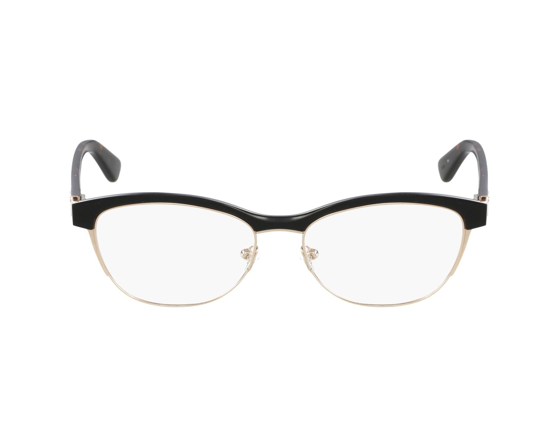 lunettes de vue guess gu 2523 001 52 visionet. Black Bedroom Furniture Sets. Home Design Ideas