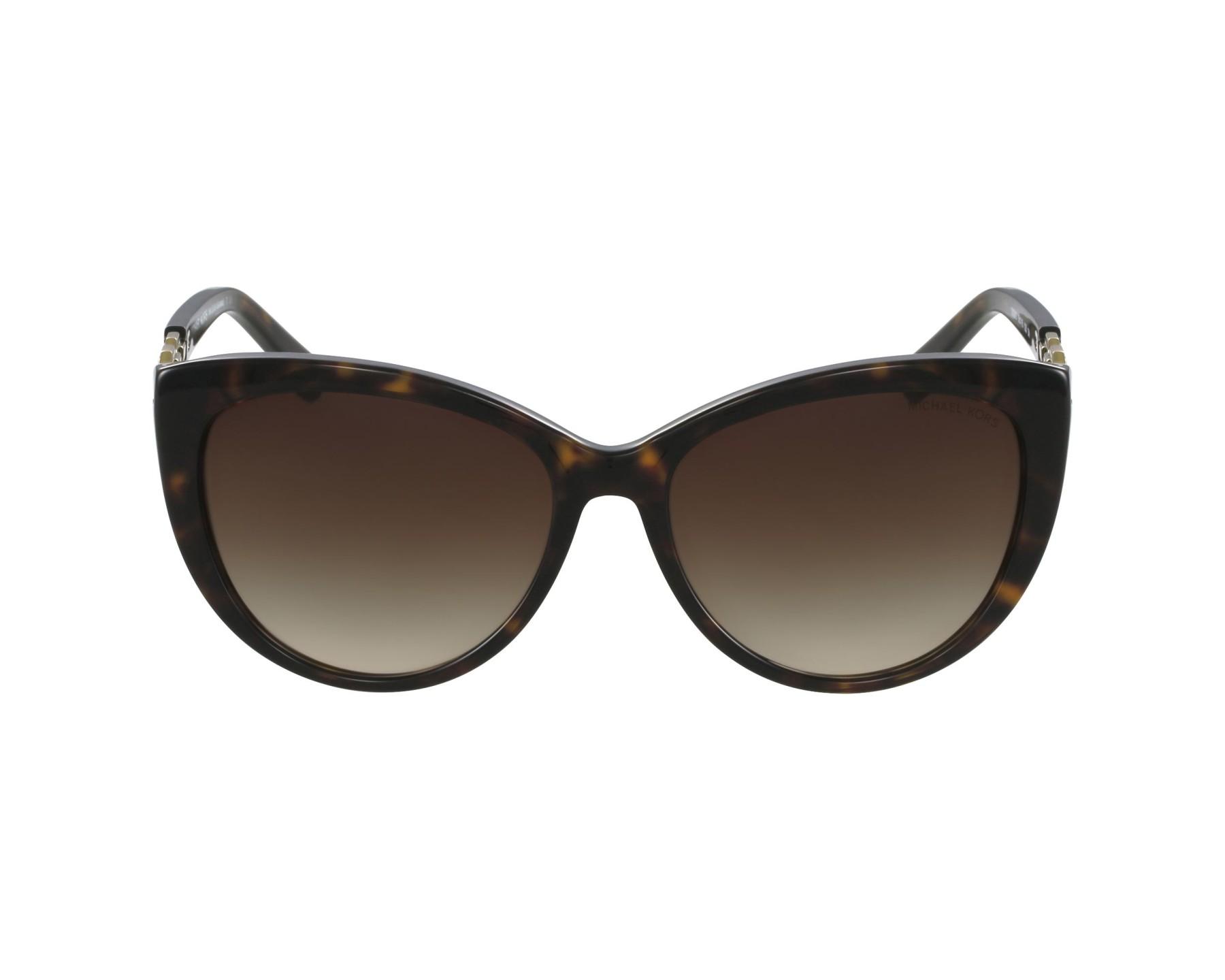 lunettes de soleil michael kors mk 2009 300613 havane pas cher visionet. Black Bedroom Furniture Sets. Home Design Ideas