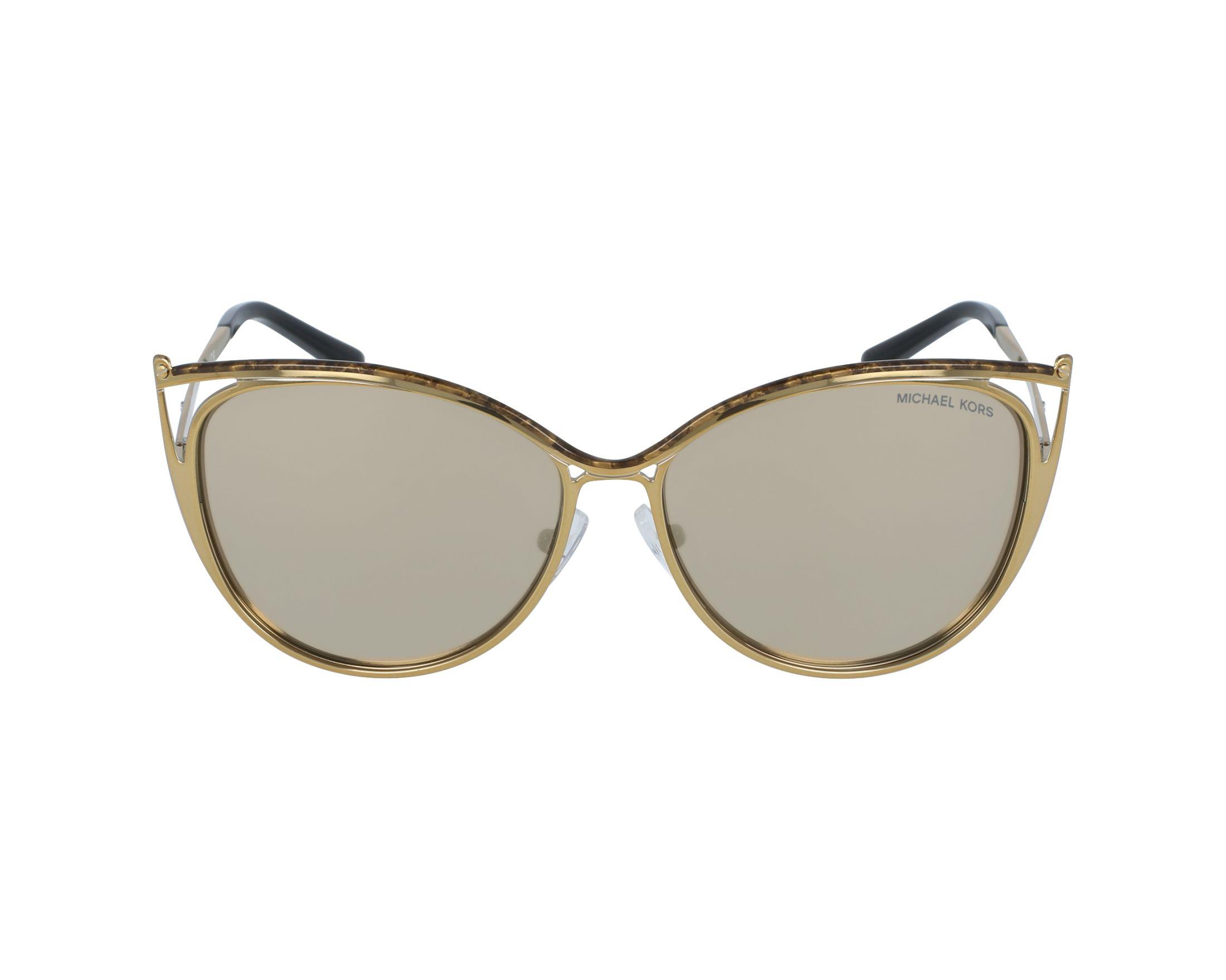 achat lunettes de soleil michael kors mk 1020 11645a visionet. Black Bedroom Furniture Sets. Home Design Ideas