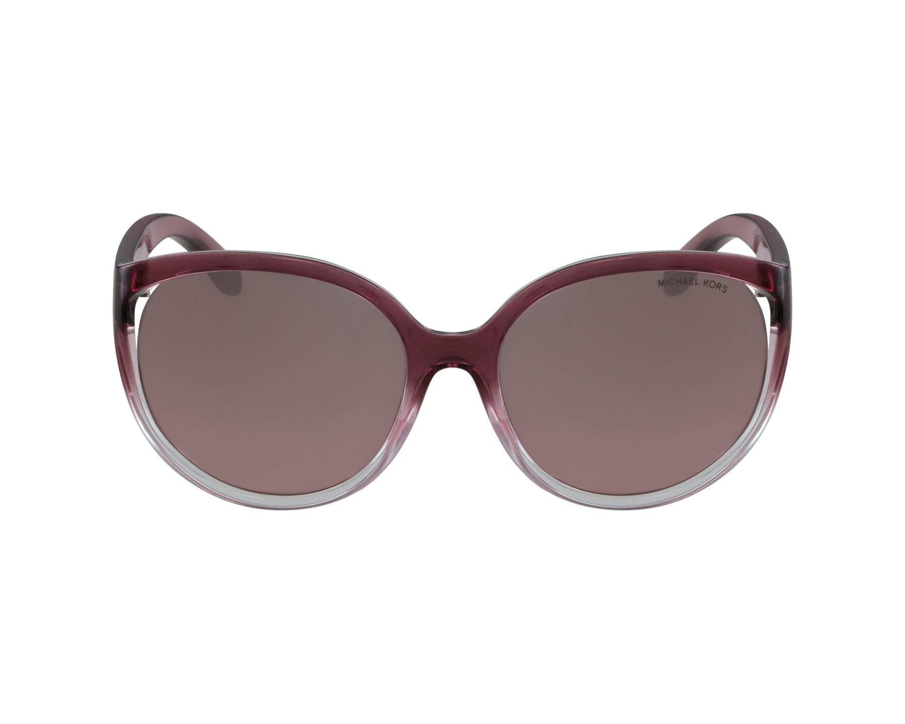 lunettes de soleil michael kors mk 6036 31287e violet pas cher visionet. Black Bedroom Furniture Sets. Home Design Ideas