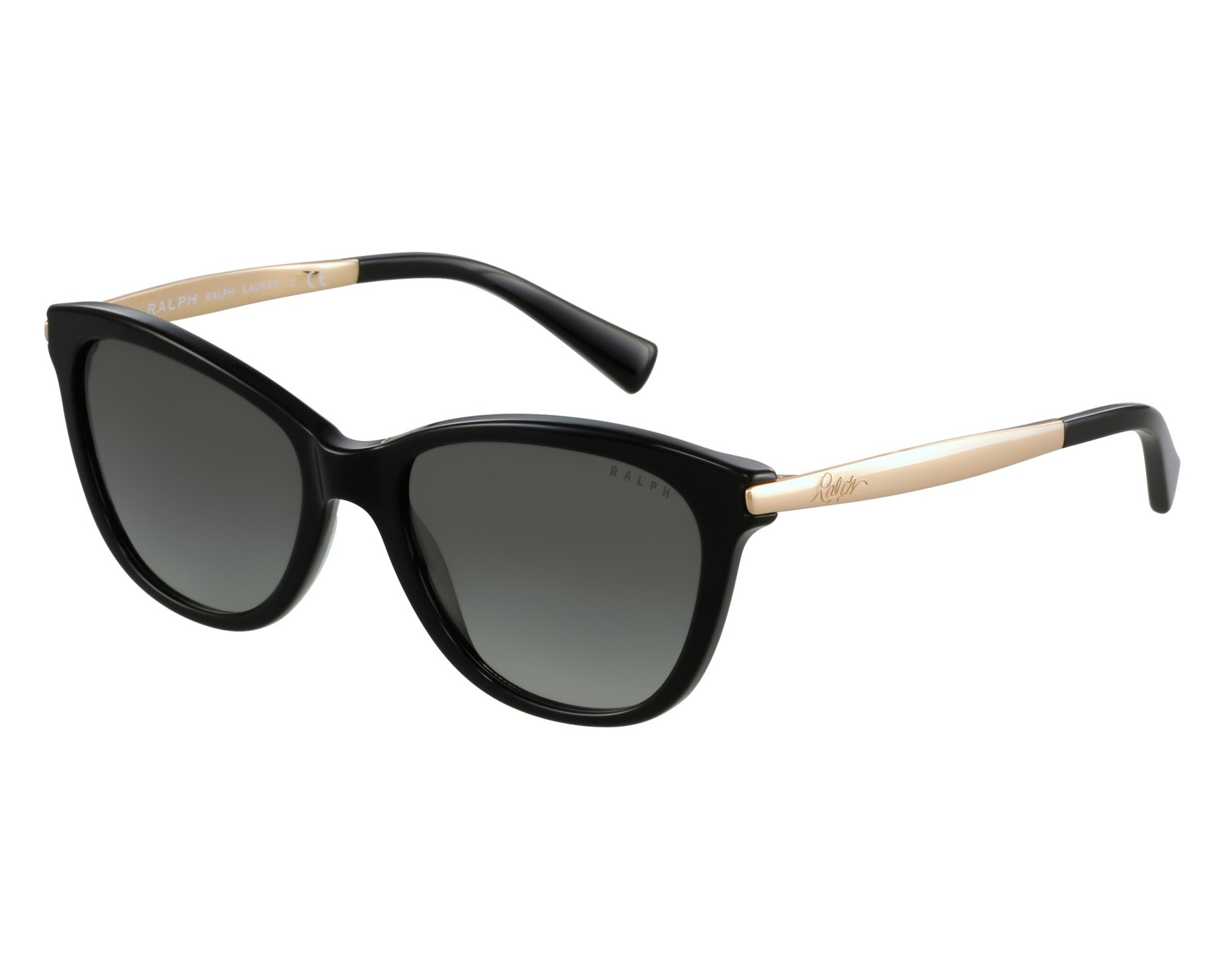 Ralph Lauren Sunglasses RA-5201 1265/11 Black