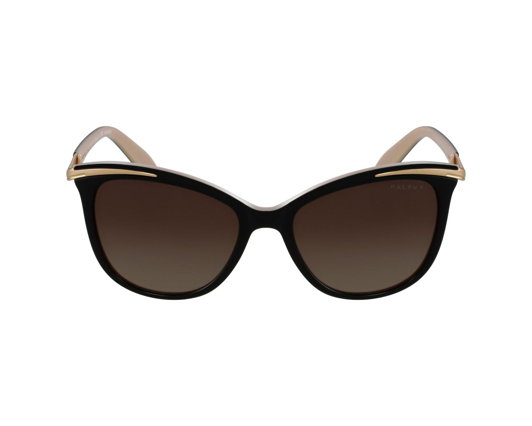 lunettes de soleil ralph lauren ra 5203 1090 t5 noir avec. Black Bedroom Furniture Sets. Home Design Ideas