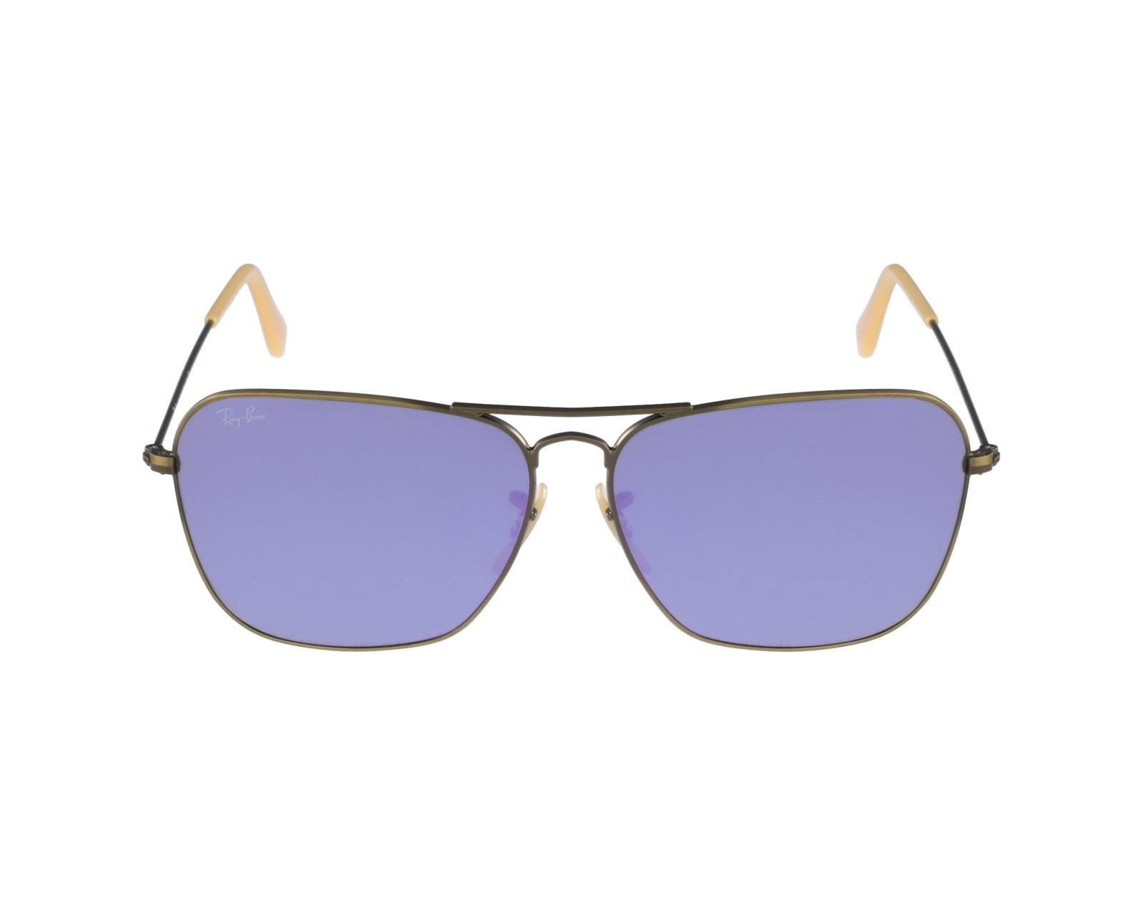 lunettes de soleil caravan de ban en rb 3136 167 4k