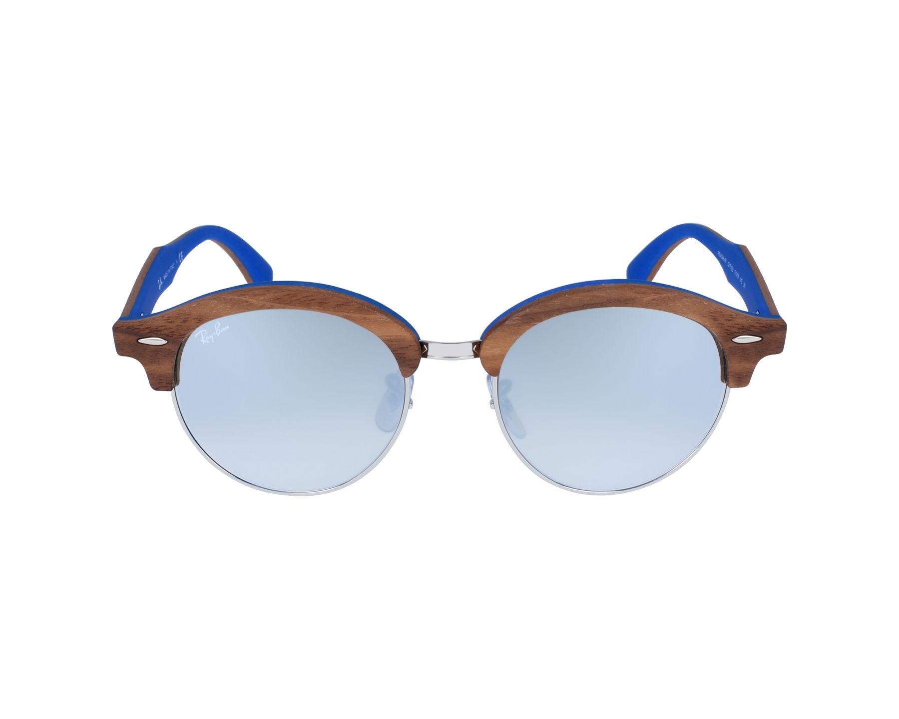gafas ray ban efecto madera