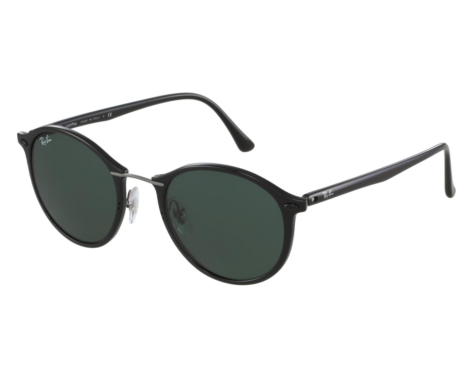 lunettes de soleil ray ban rb 4242 601 71 noir pas cher visionet. Black Bedroom Furniture Sets. Home Design Ideas