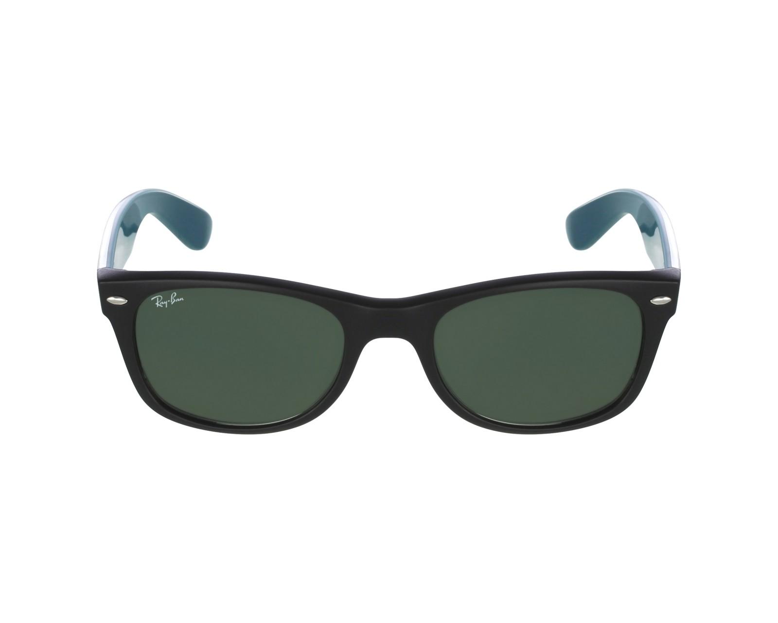 ray ban sonnenbrille rb 2132 6182 schwarz visionet. Black Bedroom Furniture Sets. Home Design Ideas