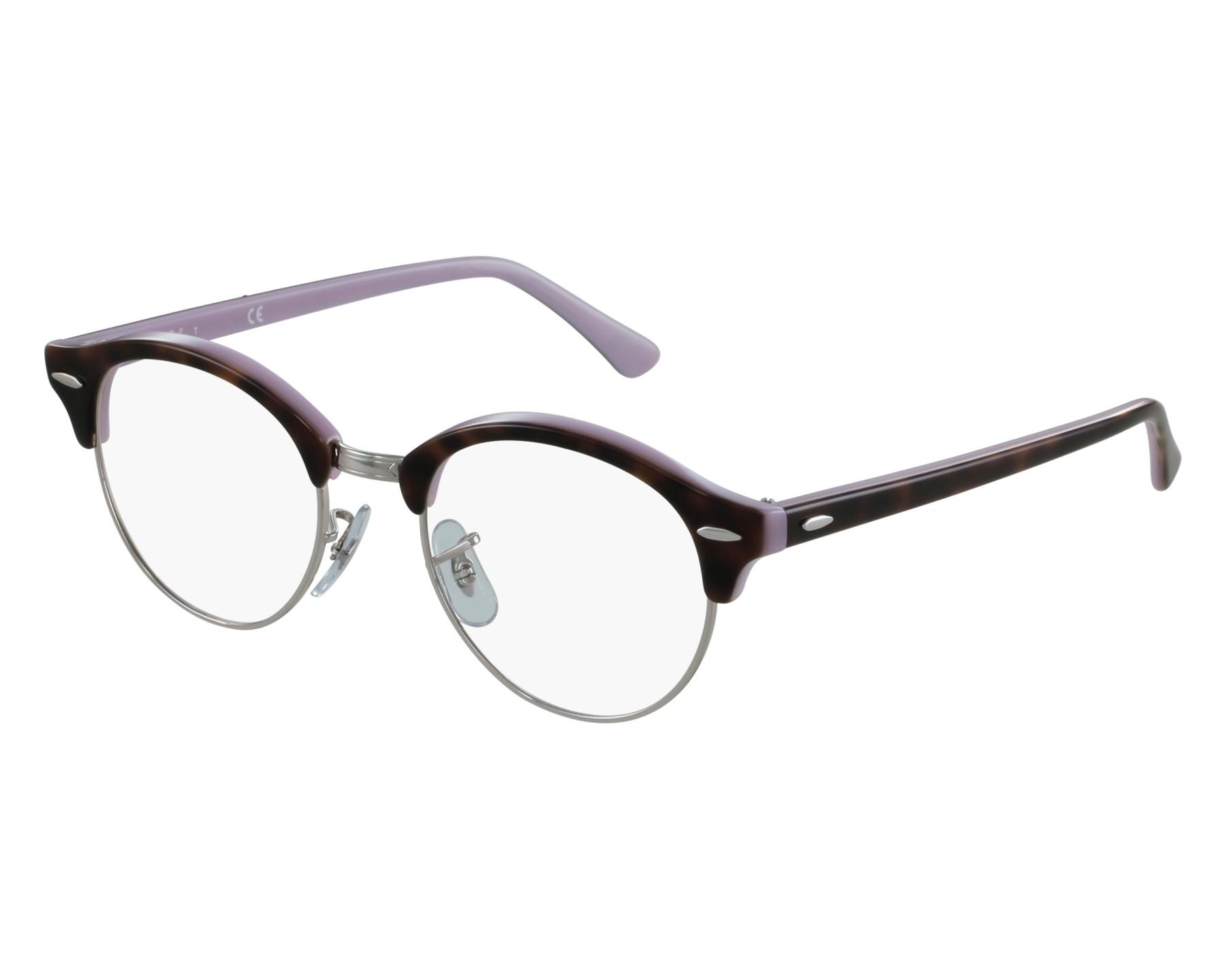 ray ban eyeglasses rx 4246 5240 havana visionet. Black Bedroom Furniture Sets. Home Design Ideas