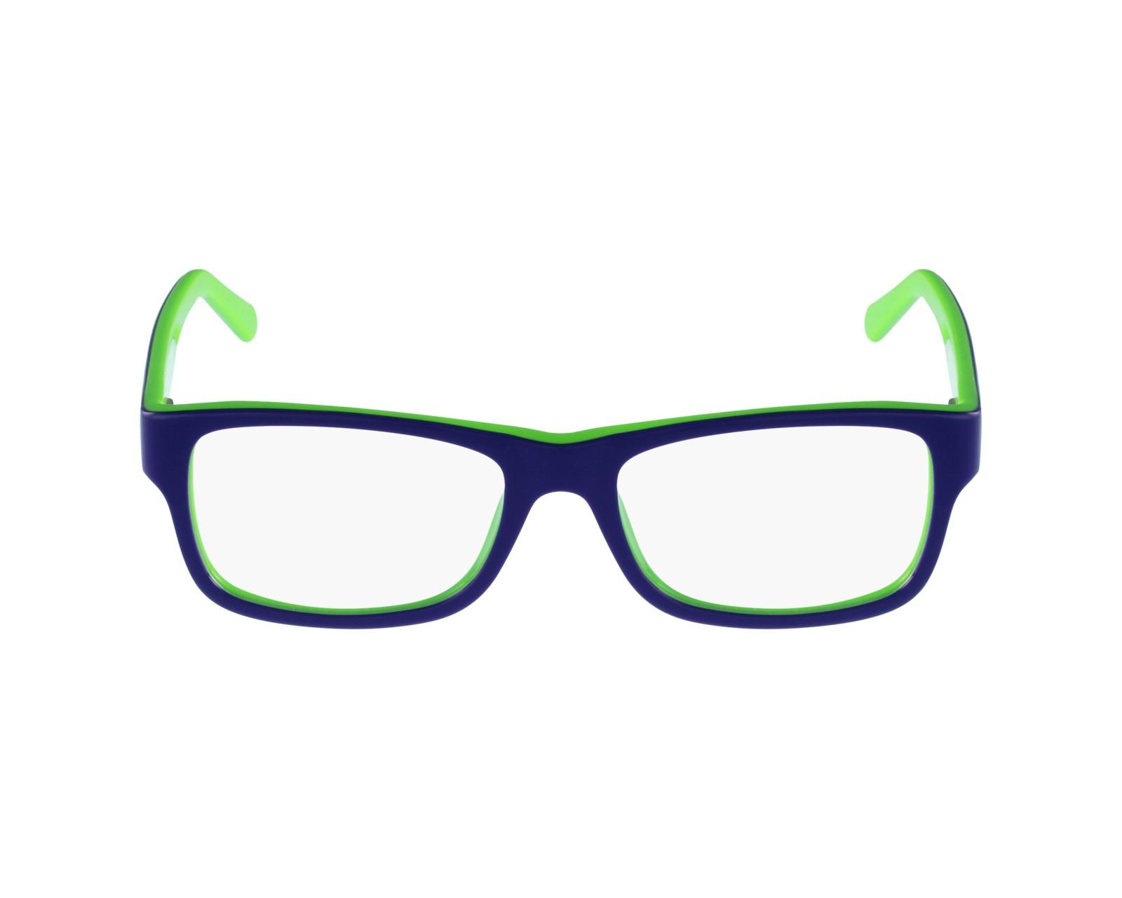 ray ban brille matt blau