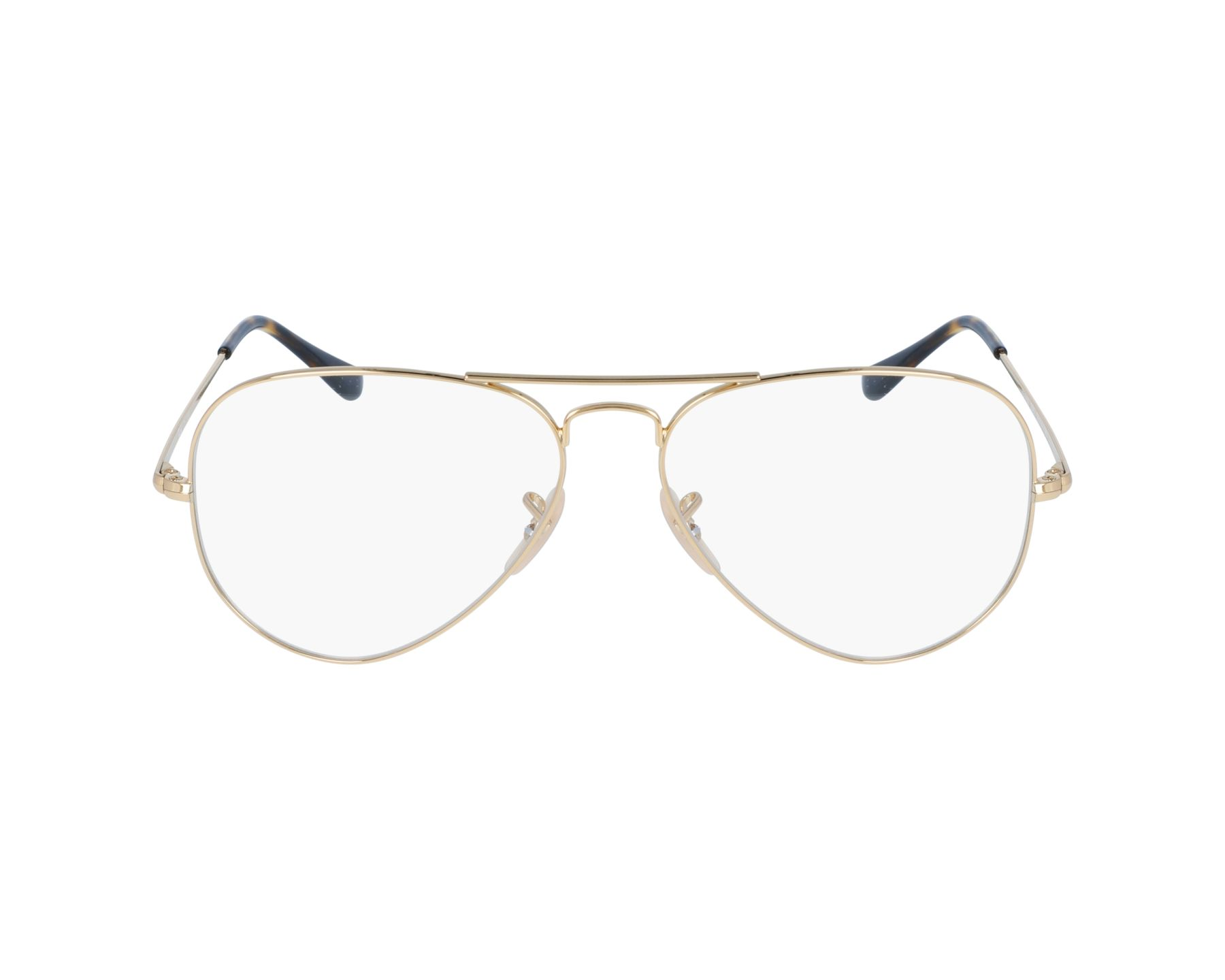 ray ban aviator homme vue