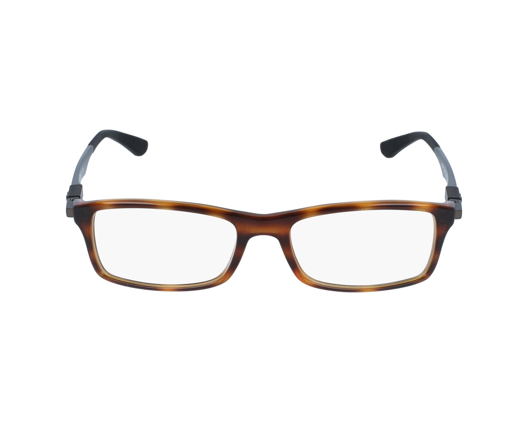 ray ban brille havanna blau
