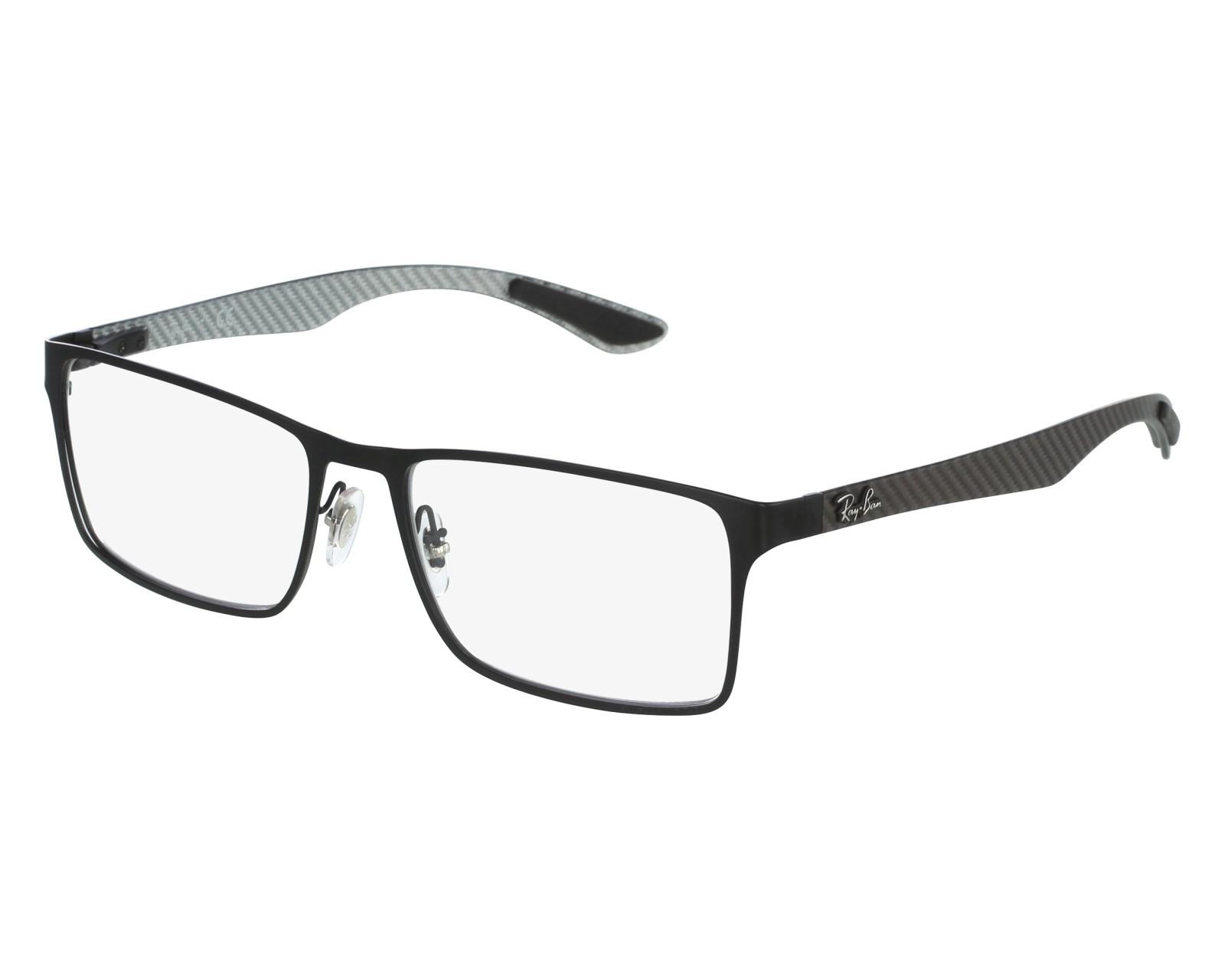 lunette de vue ray ban fibre de carbone