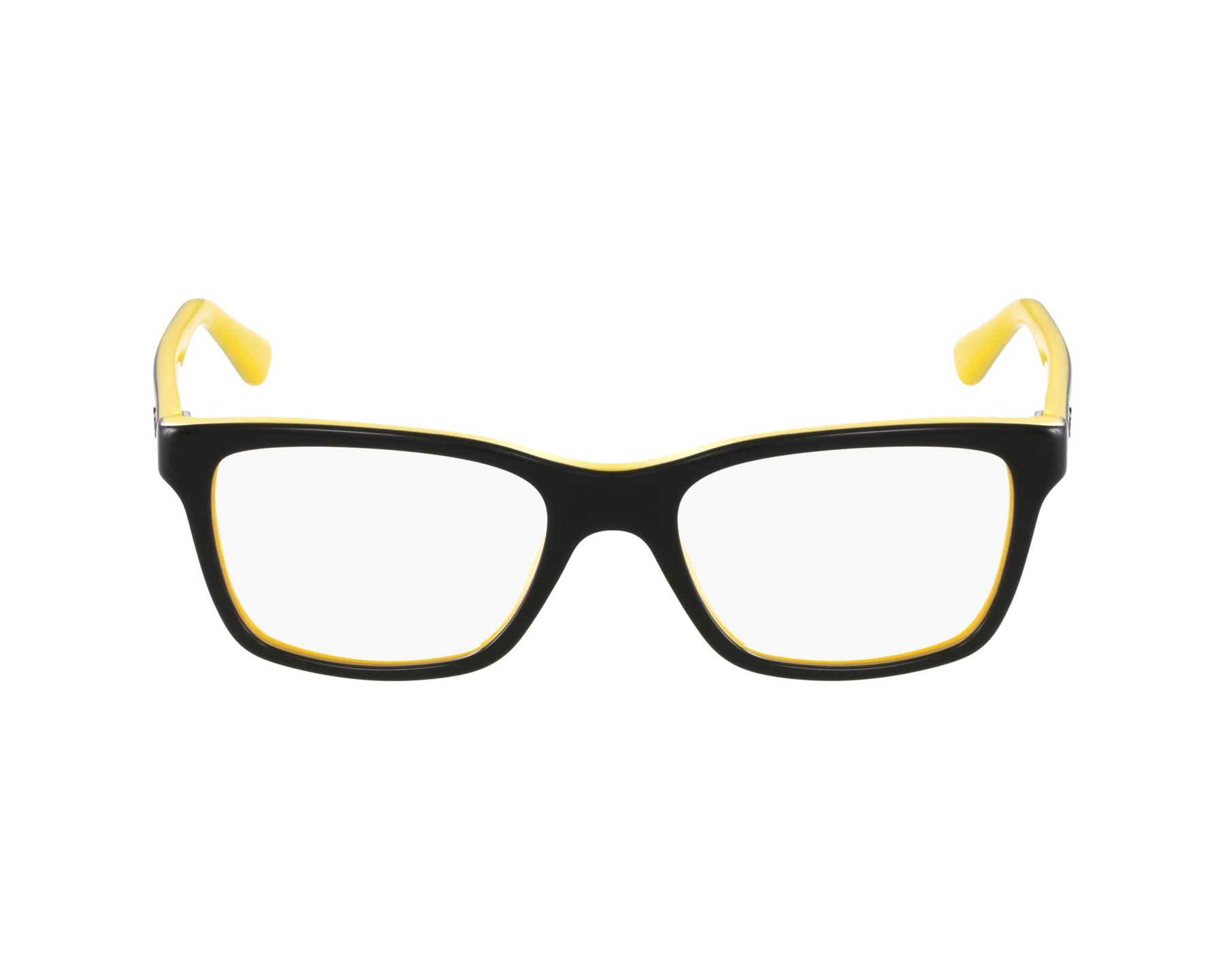 lunettes de vue ray ban ry 1536 3660 noir monture mixte. Black Bedroom Furniture Sets. Home Design Ideas