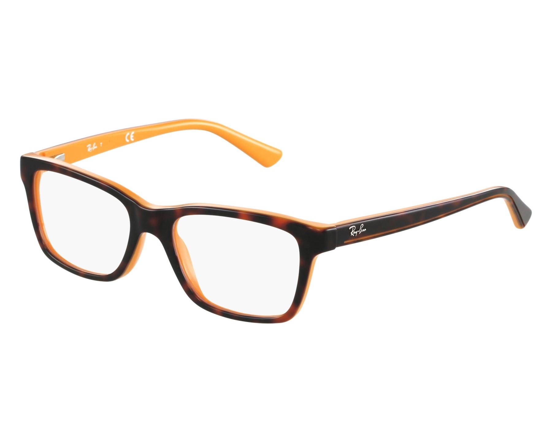 9aceee1289 Ray Ban Eyeglasses RY-1536 3661 Havana - VISIONET USA Ray-Ban RY 1536 3529  Black-Transparent Junior