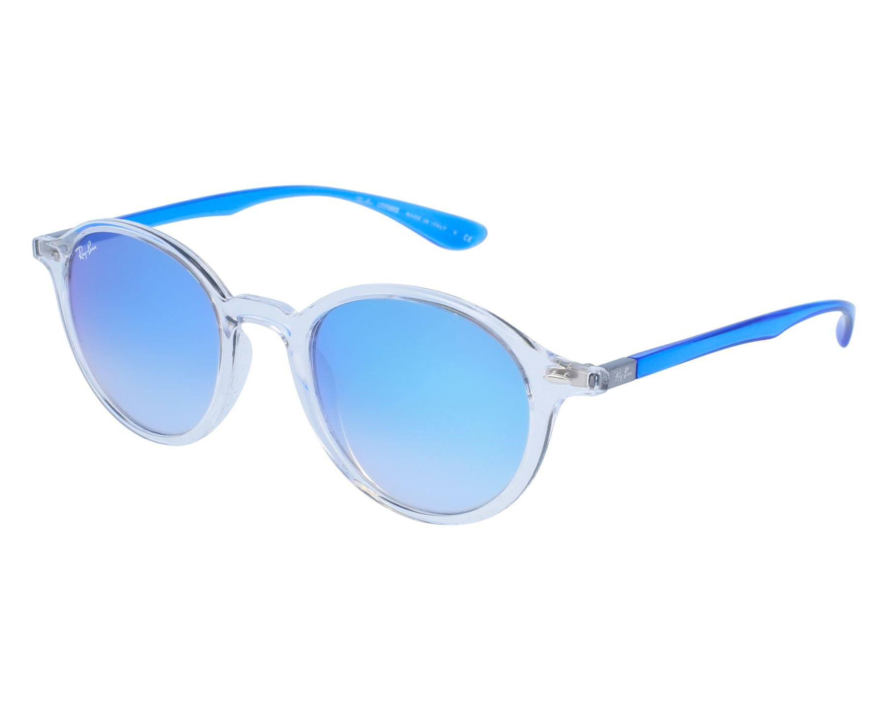 ray ban solaire blanche