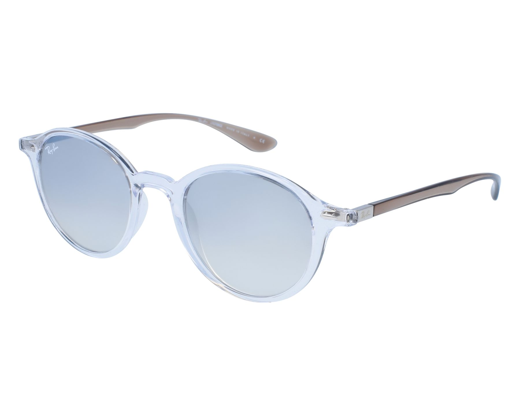 lunette soleil ray ban blanche