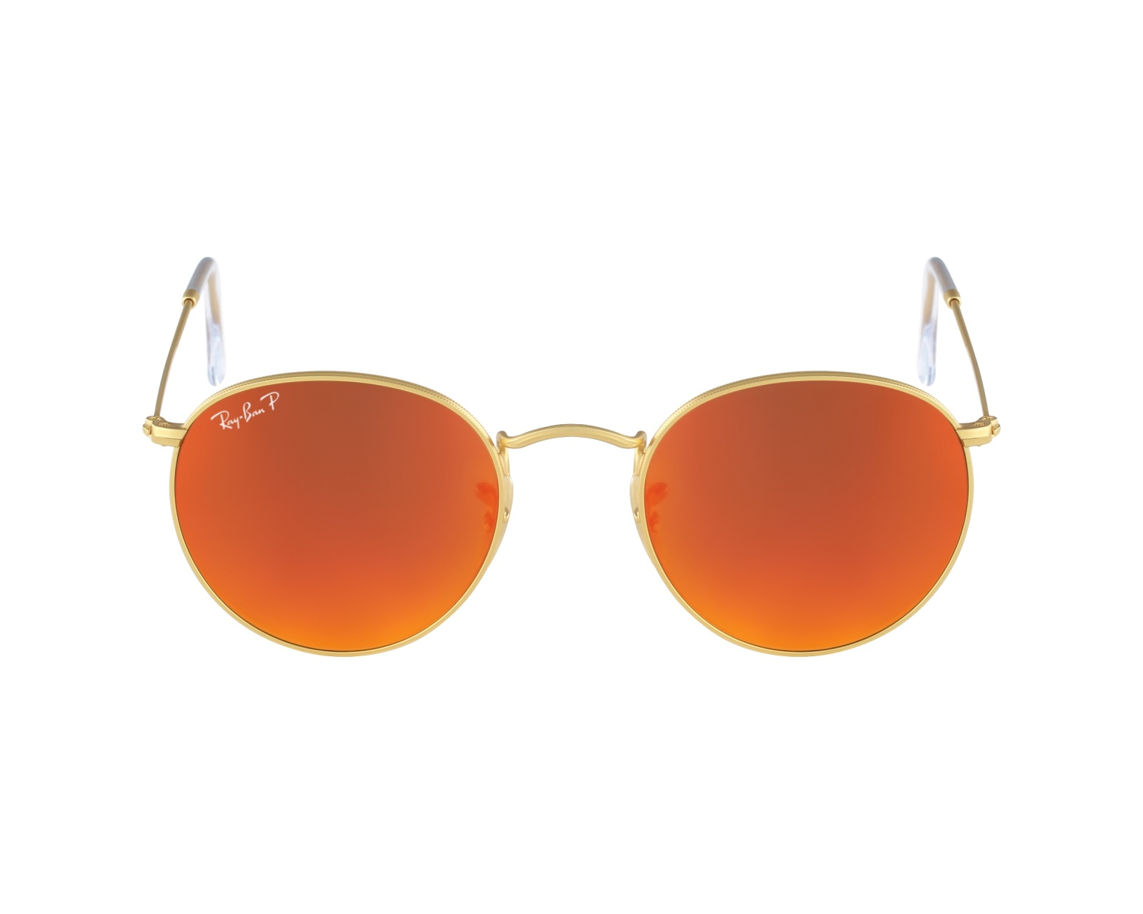 bon out x obtenir de nouveaux 2019 original Ray Ban Round Metal RB-3447 112/4D