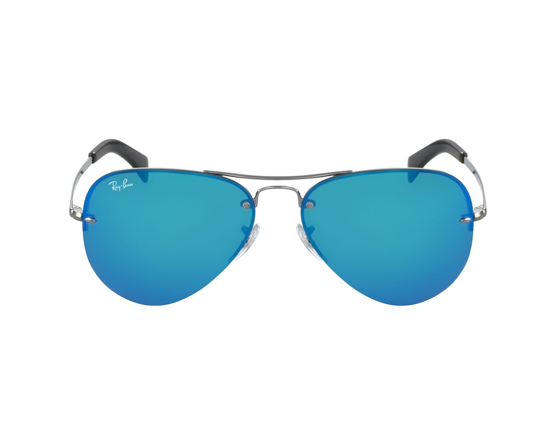 ray ban aviator effet miroir reference