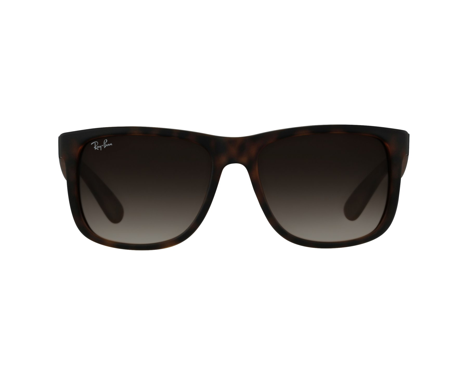 lunettes de soleil ray ban rb 4165 710 13 havane avec des verres marron. Black Bedroom Furniture Sets. Home Design Ideas
