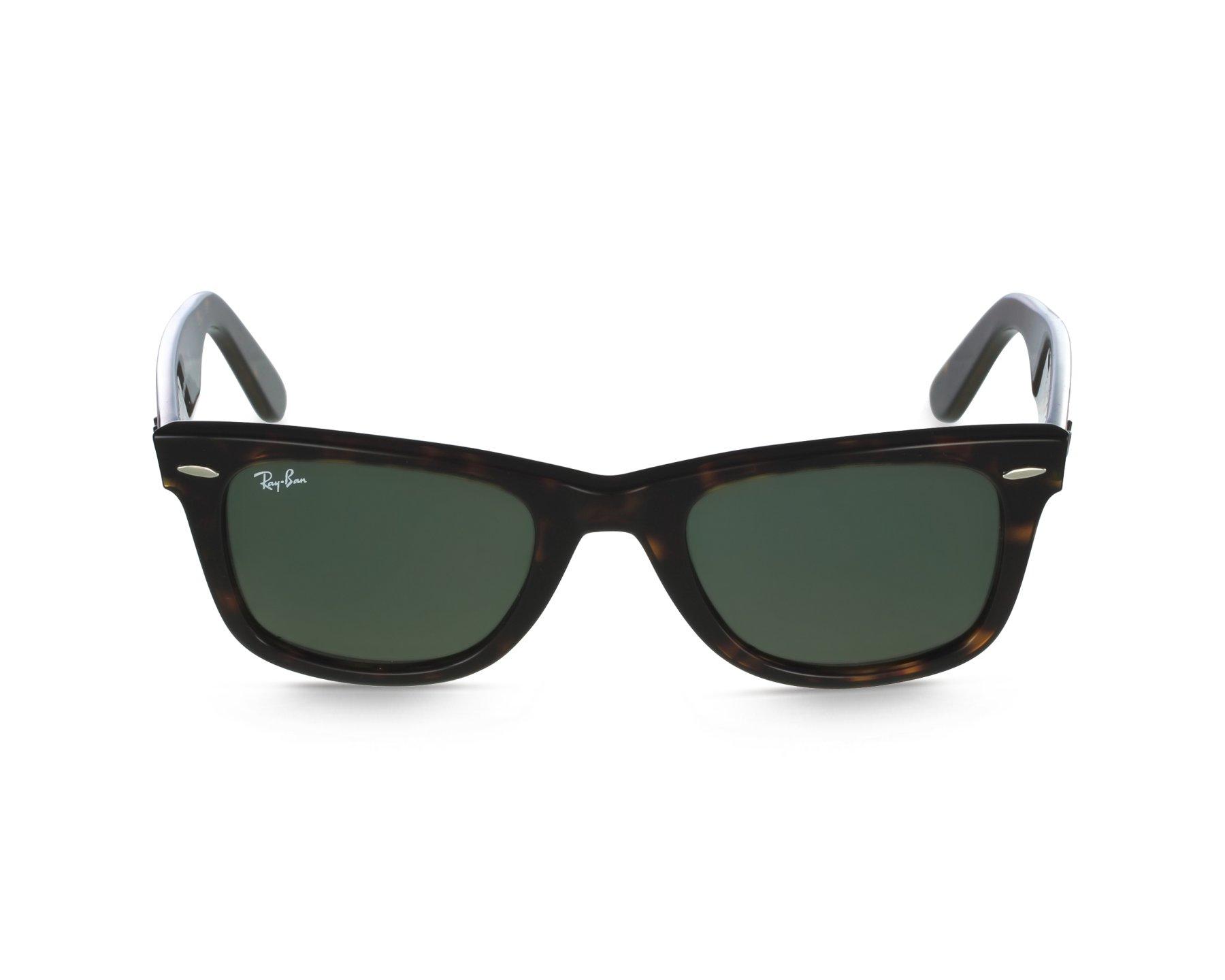 lentes ray ban tamaños