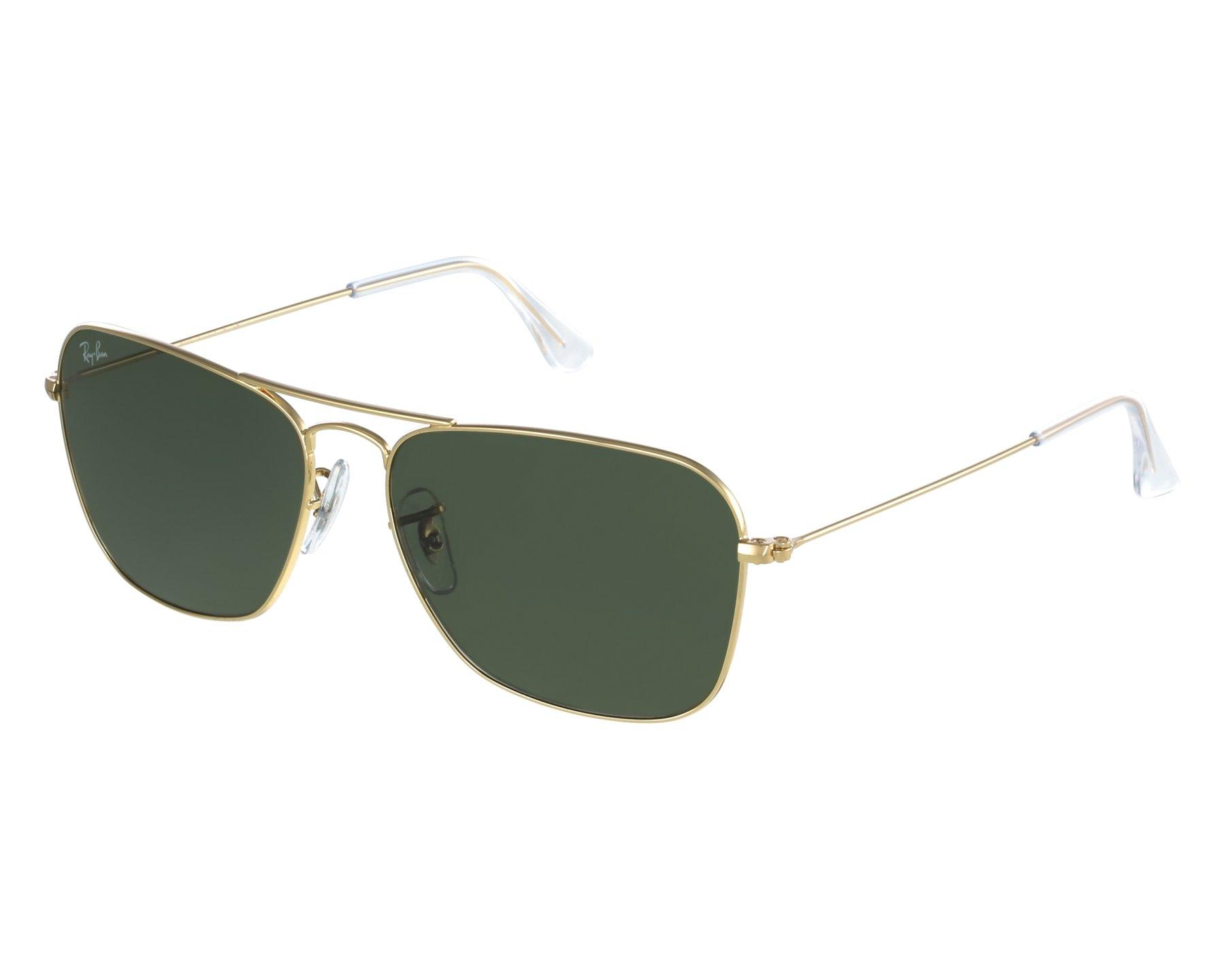 lunettes de soleil caravan de ban en rb 3136 001