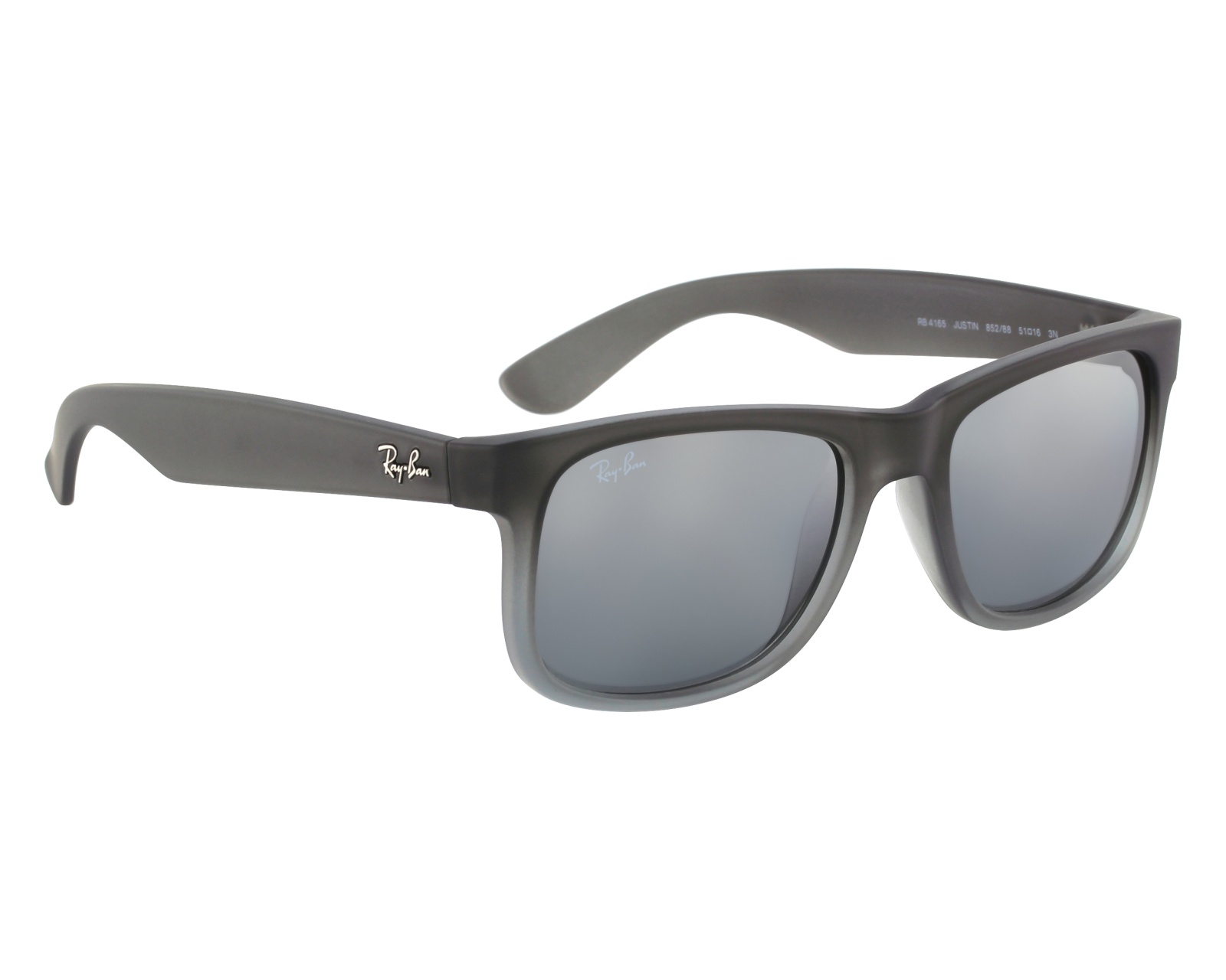 ray ban grise homme