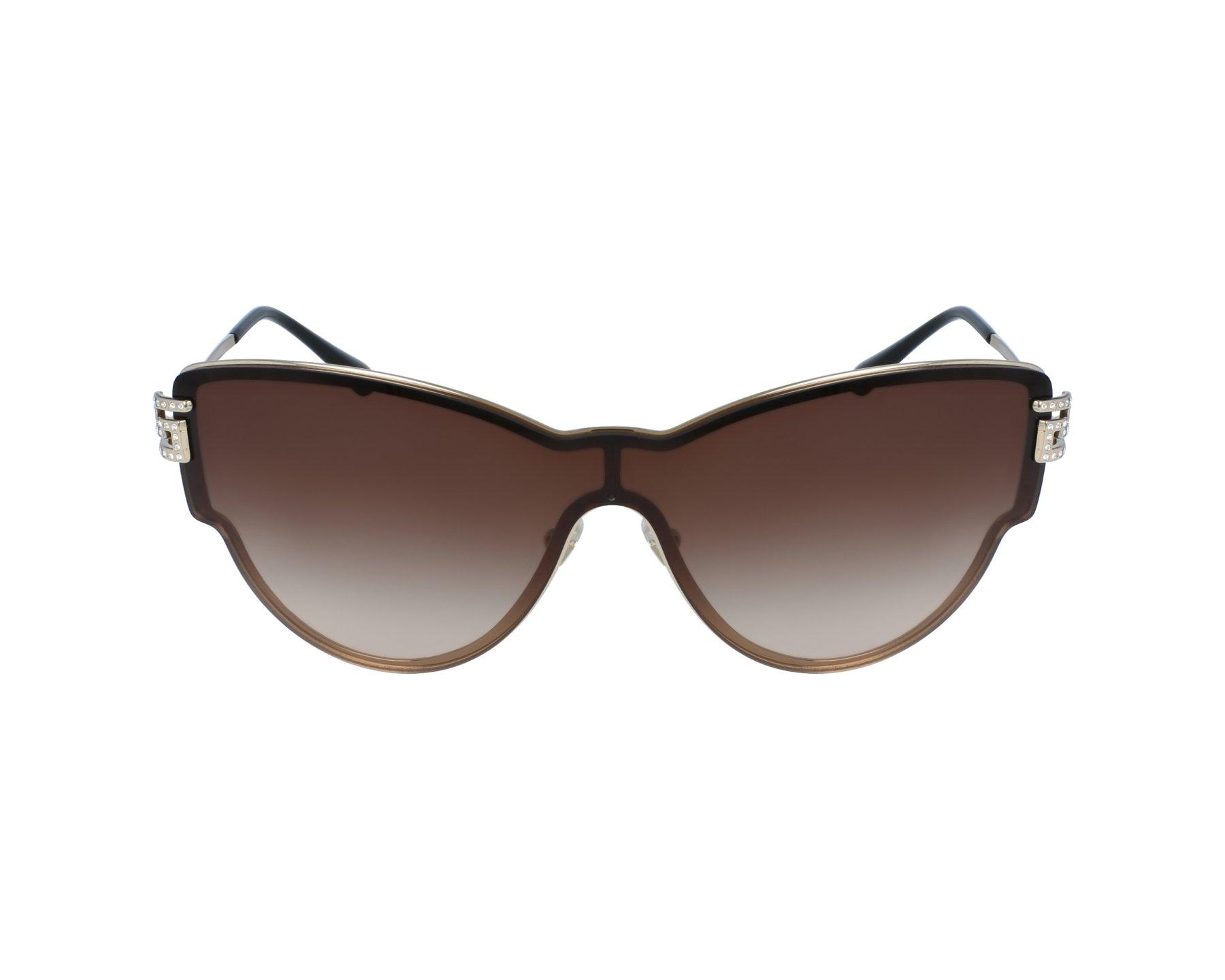 lunettes de soleil versace ve 2172 b 1252 13 or pas cher visionet. Black Bedroom Furniture Sets. Home Design Ideas