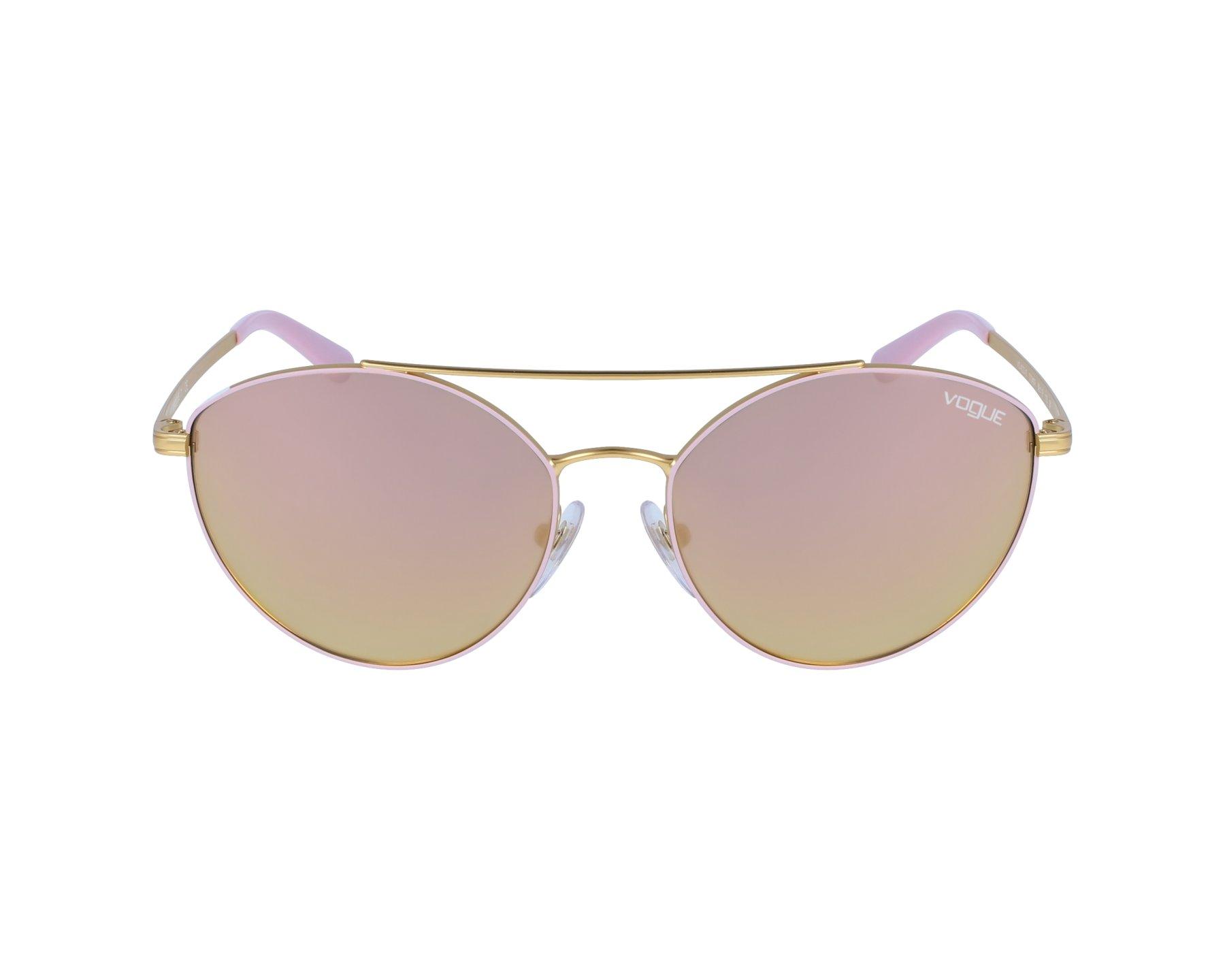 achat lunettes de soleil vogue vo 4023 s 50245r visionet. Black Bedroom Furniture Sets. Home Design Ideas