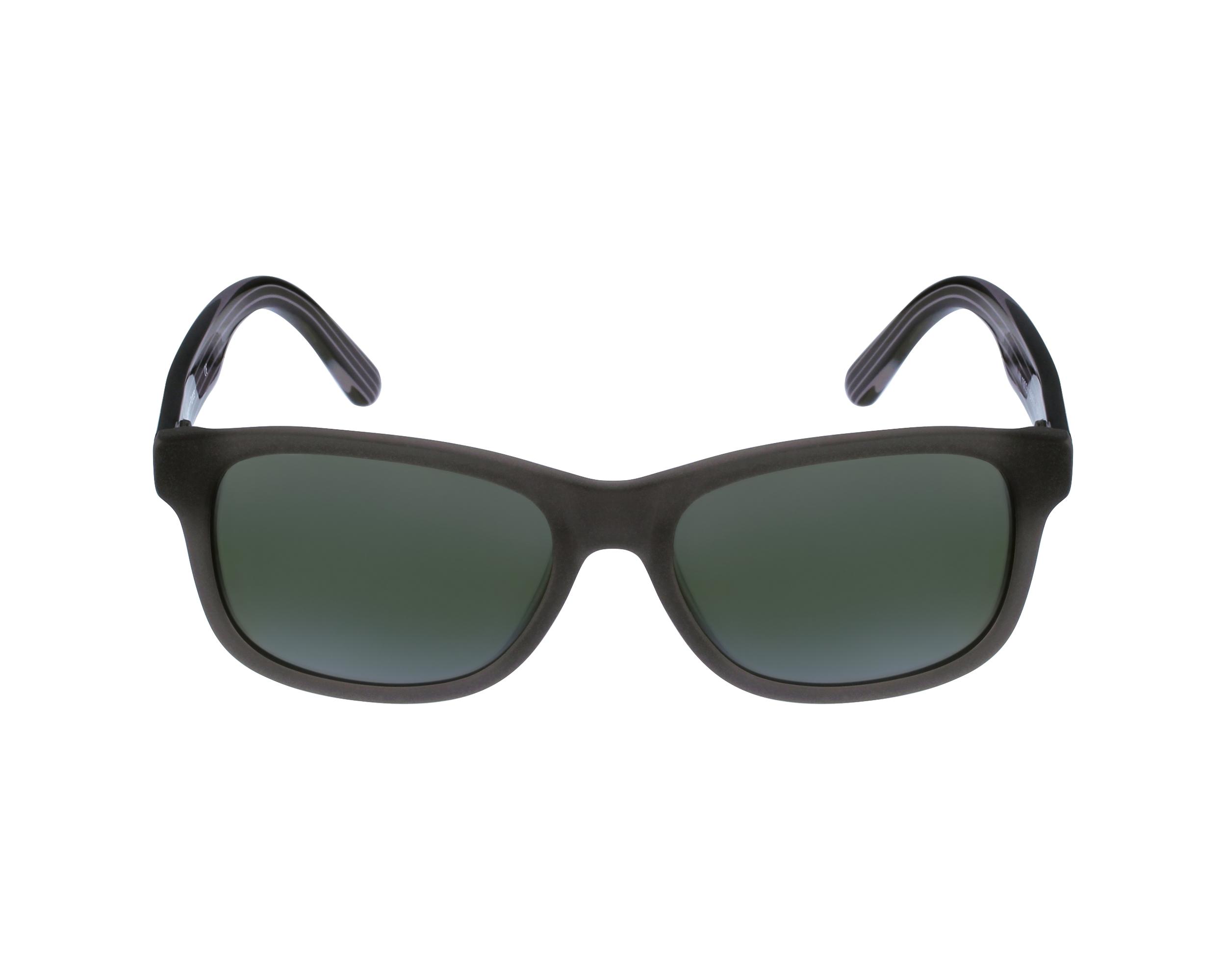 lunettes de soleil vuarnet vl 1303 0003 gris avec des verres gris vert. Black Bedroom Furniture Sets. Home Design Ideas