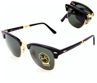 ray ban clubmaster negras
