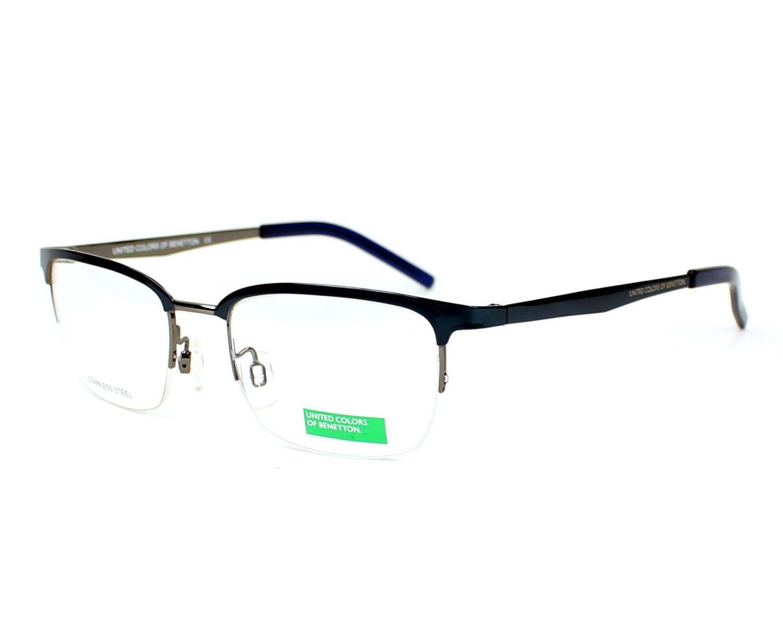 achat lunettes de vue benetton be 135 02 visionet. Black Bedroom Furniture Sets. Home Design Ideas