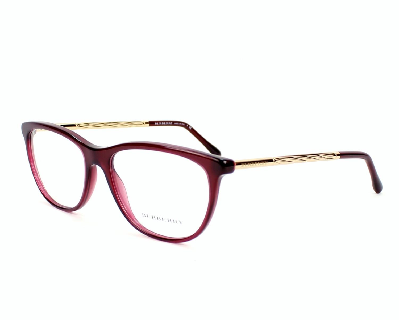acheter des lunettes de vue burberry be 2189 3014 visionet. Black Bedroom Furniture Sets. Home Design Ideas