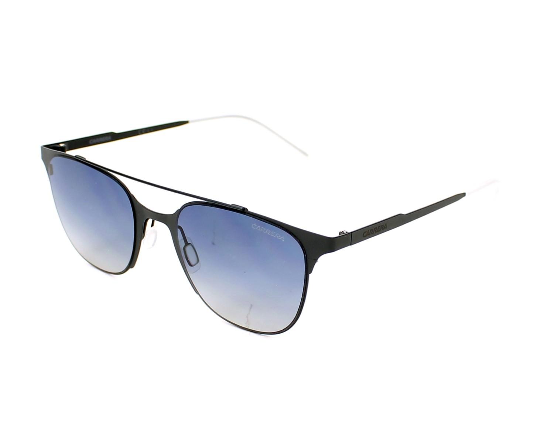 lunettes de soleil carrera carrera 116 s rfb uy gris avec des verres bleu pour mixte taille 51. Black Bedroom Furniture Sets. Home Design Ideas