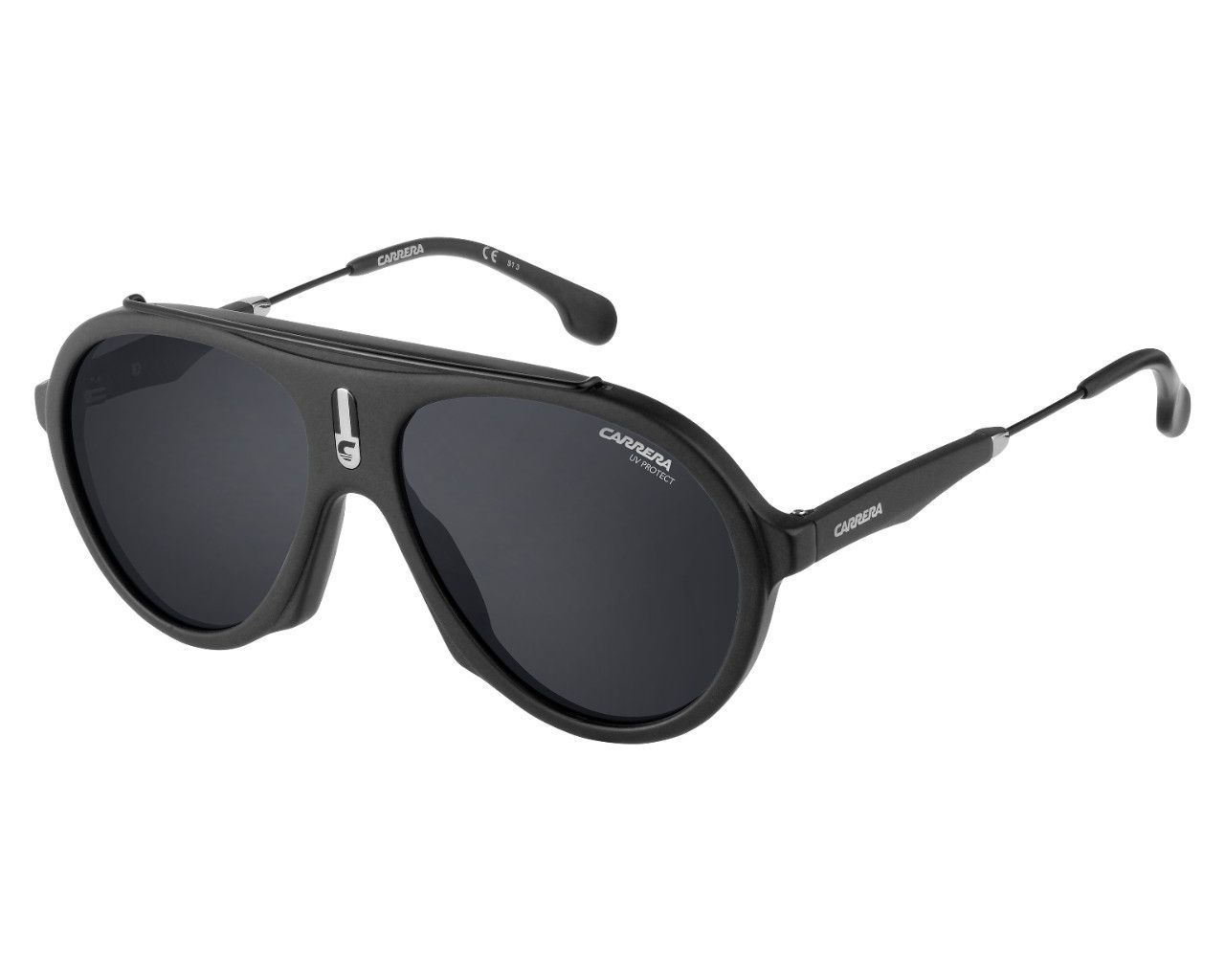 Carrera Sunglasses CARRERA-FLAG 003/IR Black