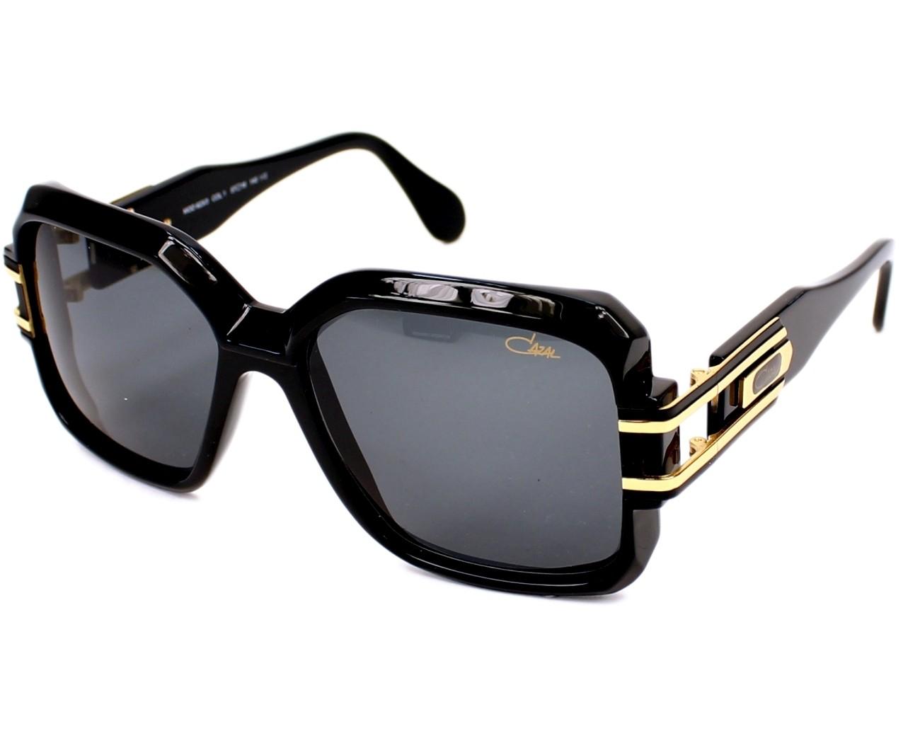 Cazal Sunglasses 623 3 001 Black Visionet