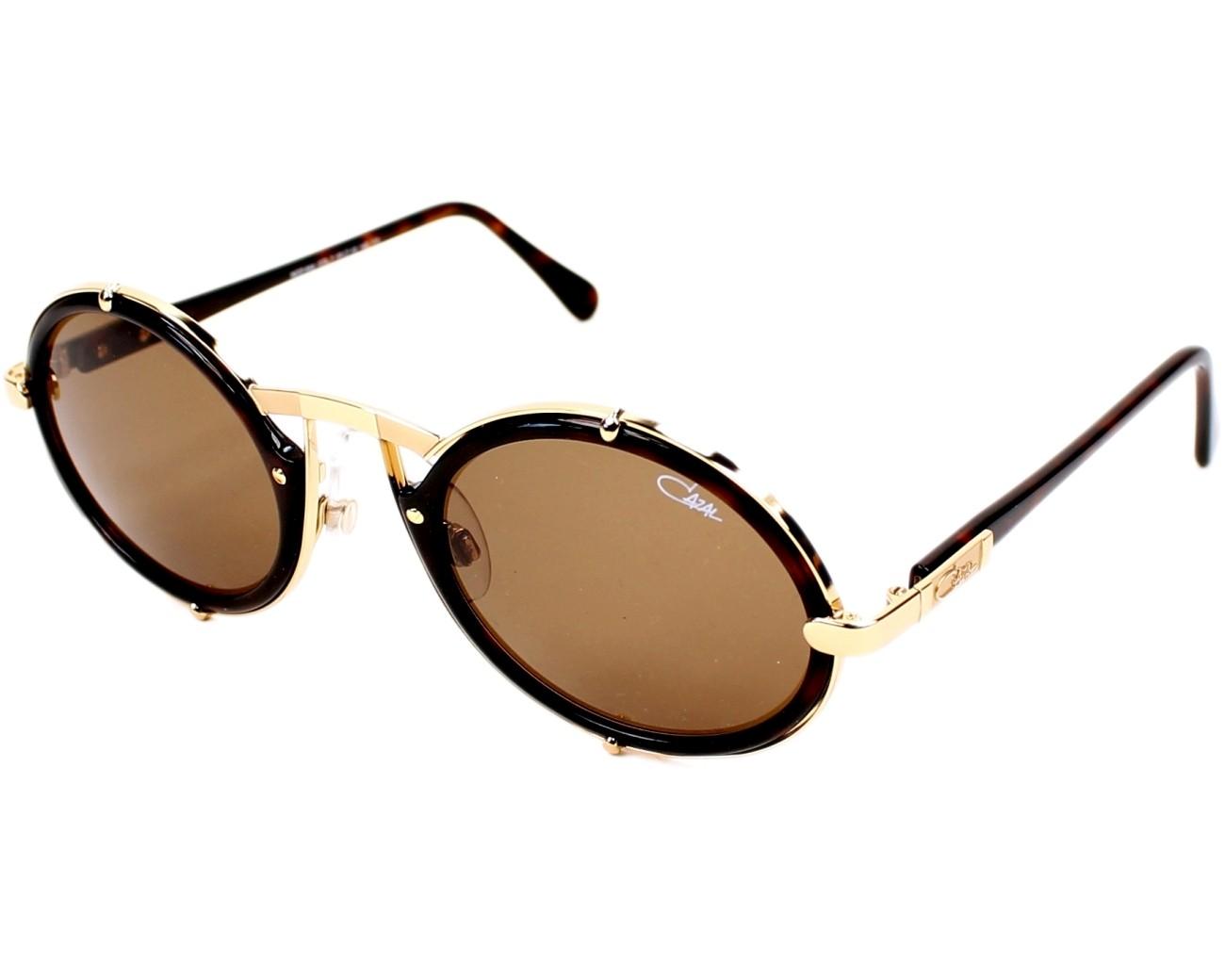 Cazal Sunglasses 644 007 Havana Visionet