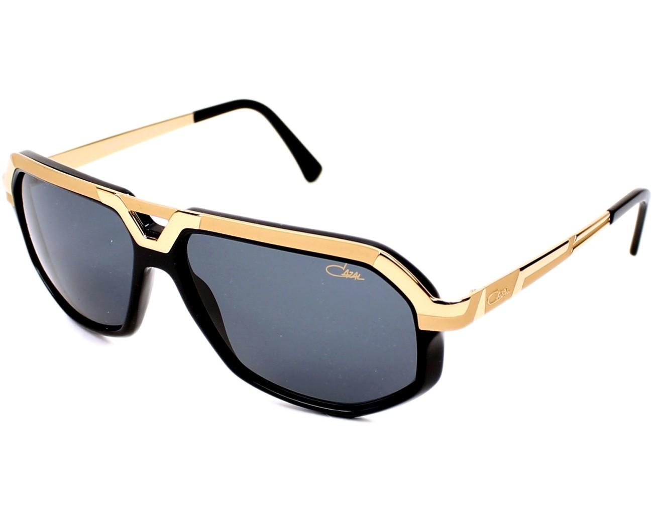Cazal Sunglasses 8021 001 Black Visionet