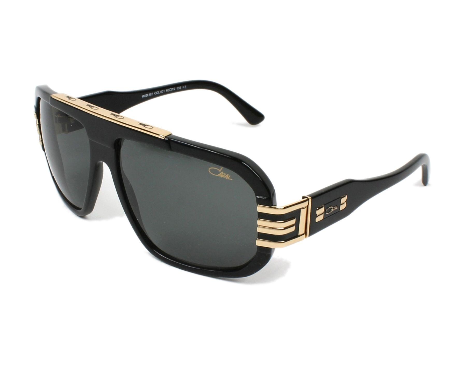 cazal sunglasses 882 001 black visionet. Black Bedroom Furniture Sets. Home Design Ideas