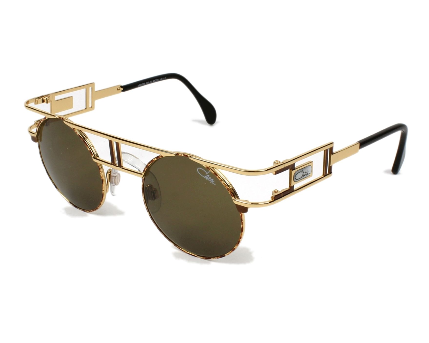 Cazal Sunglasses 958 033 Gold Visionet