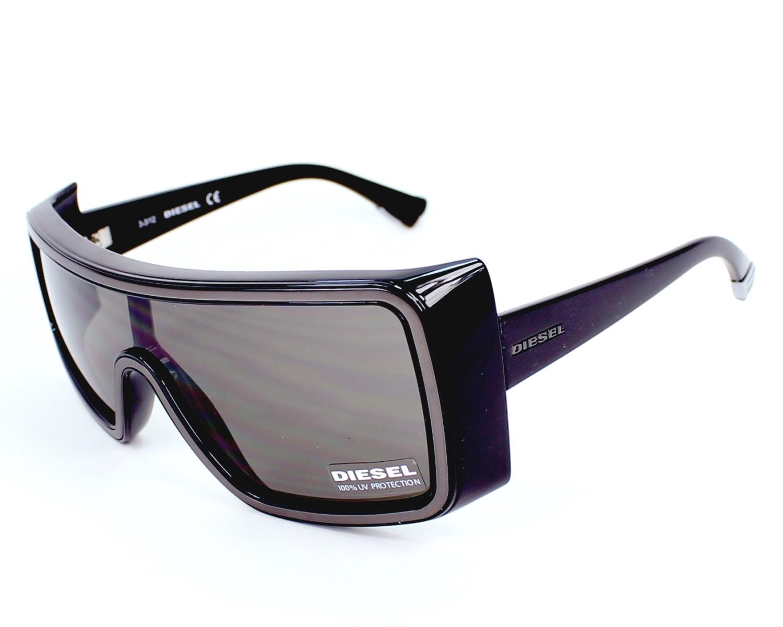 lunettes de soleil diesel dl 0056 s 01b 0 visionet. Black Bedroom Furniture Sets. Home Design Ideas