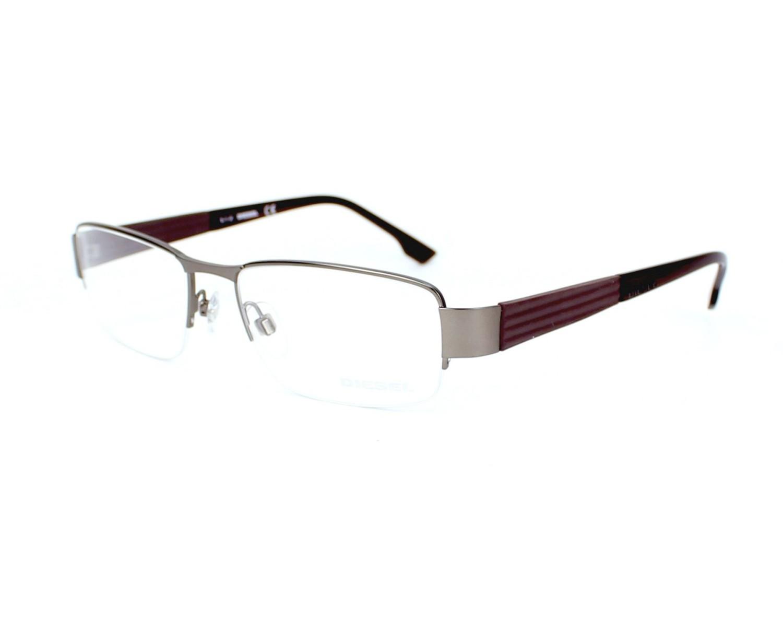 lunettes de vue de diesel en dl 5018 009. Black Bedroom Furniture Sets. Home Design Ideas