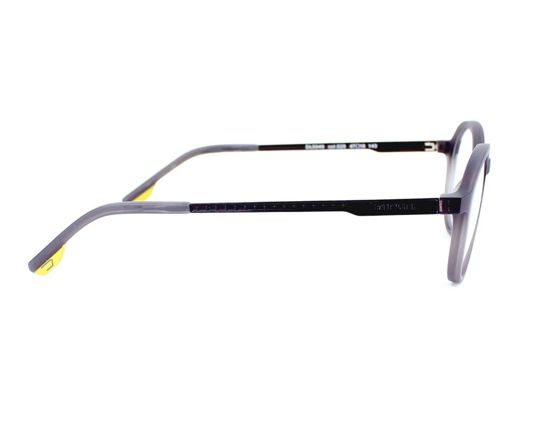 lunettes de vue de diesel en dl 5049 020. Black Bedroom Furniture Sets. Home Design Ideas