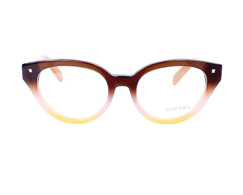 lunettes de vue de diesel en dl 5057 050. Black Bedroom Furniture Sets. Home Design Ideas