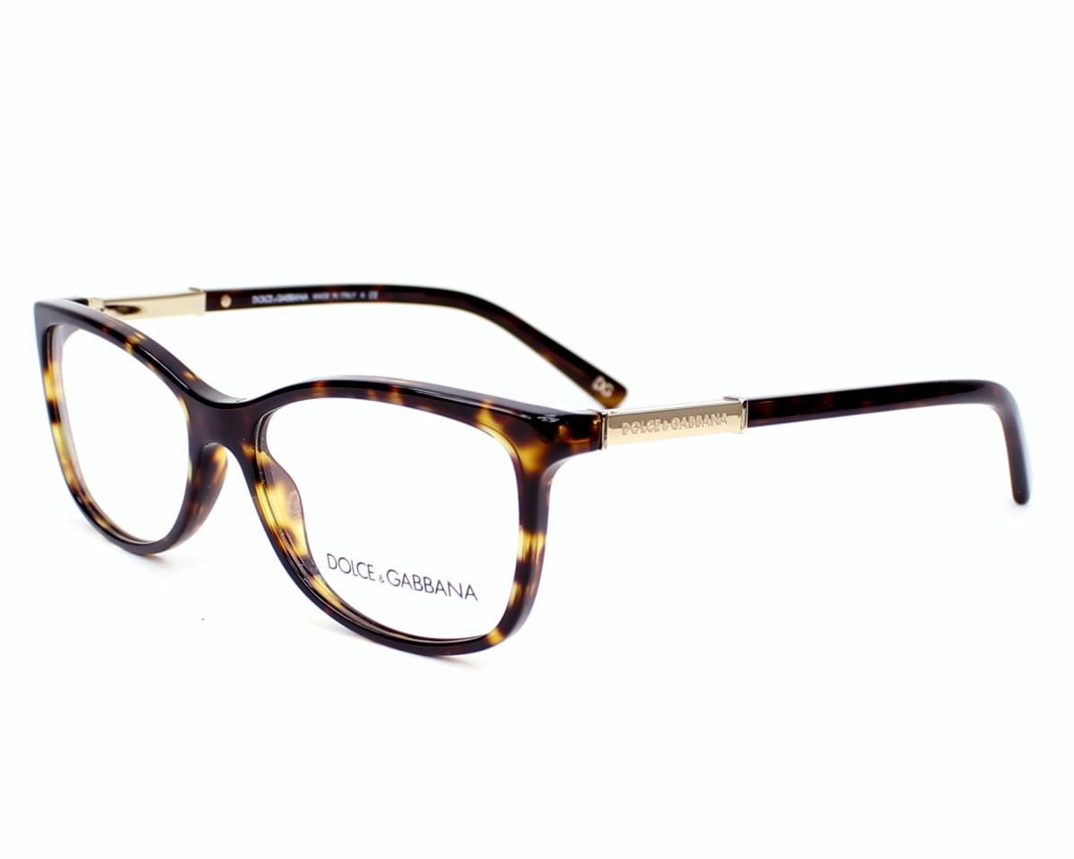 lunettes de vue dolce gabbana dg3107 502 52 visionet. Black Bedroom Furniture Sets. Home Design Ideas