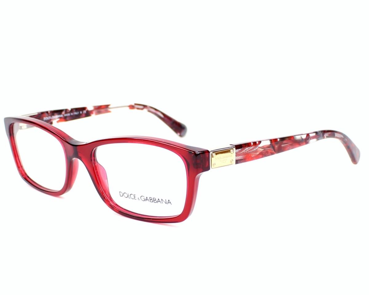 lunettes de vue dolce gabbana dg3170 2736 53 visionet. Black Bedroom Furniture Sets. Home Design Ideas