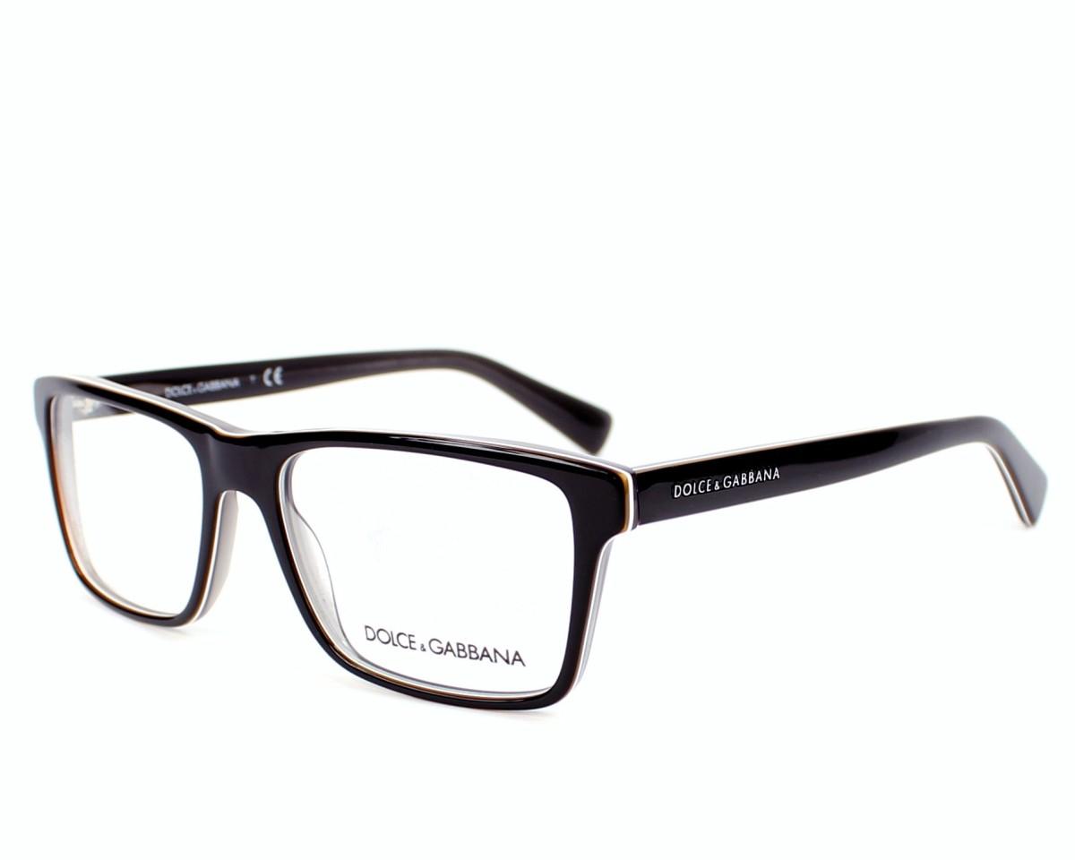 lunettes de vue dolce gabbana dg 3207 noir achat et essai domicile visio. Black Bedroom Furniture Sets. Home Design Ideas